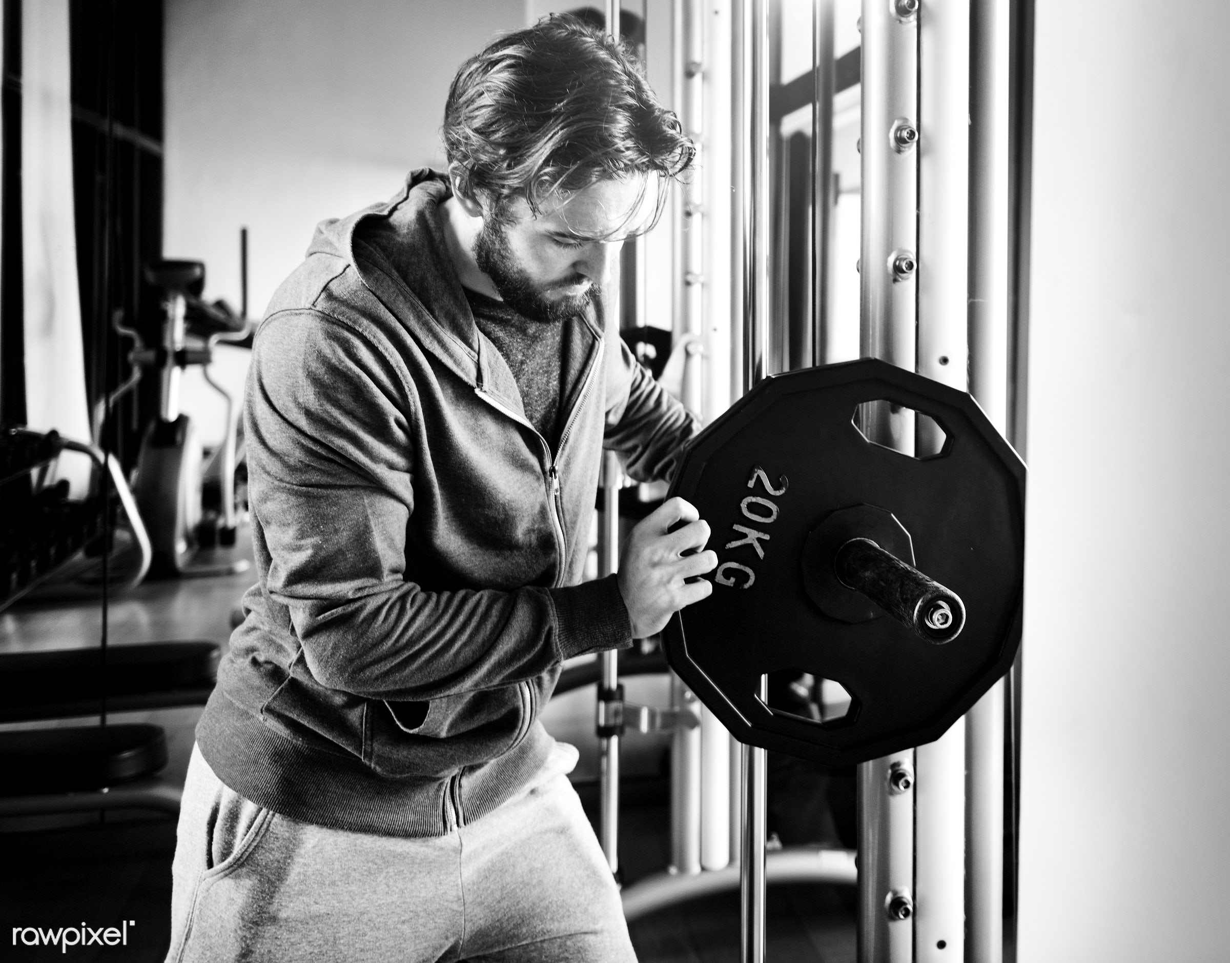 active, adult, athlete, athletic, attractive, barbell, body, bodybuilding, building, dumbbell, equipment, exercise, fit,...