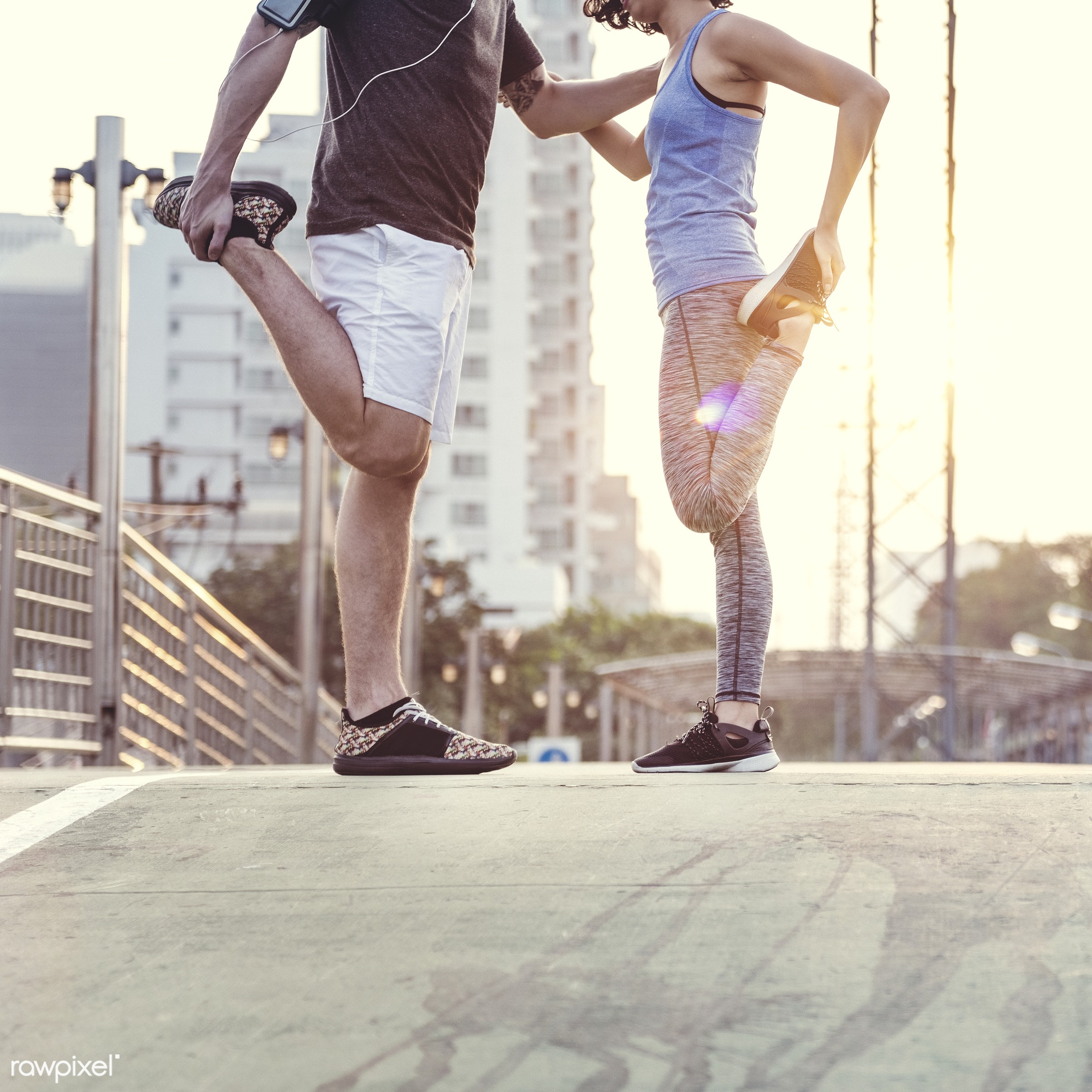 active, adult, athlete, athletic, attractive, cool down, exercise, fit, healthy, healthy lifestyle, hispanic, leisure,...