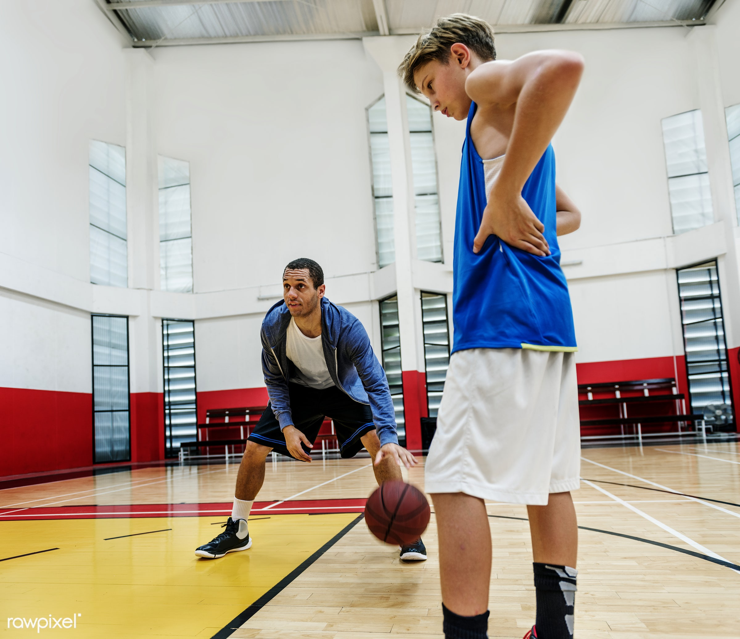 activity, basketball, boy, coach, coaching, court, exercise, friends, game, man, play, player, practice, sport, strength,...