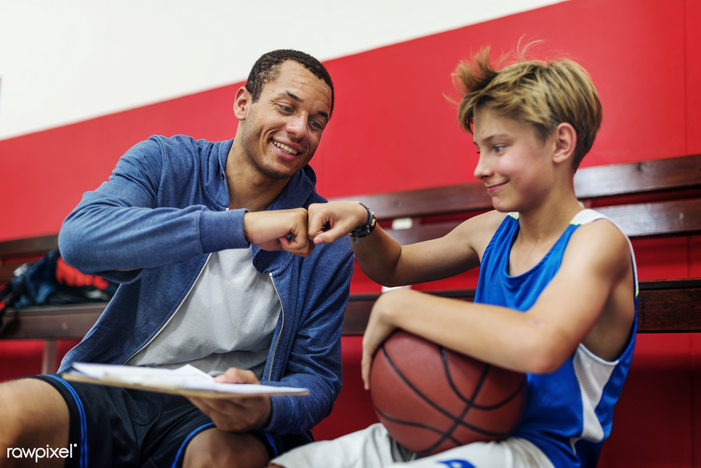 support, sport, coaching, teen, play, boy, coach, basketball, exercise, youth, activity, alone, board, caucasian, game,...