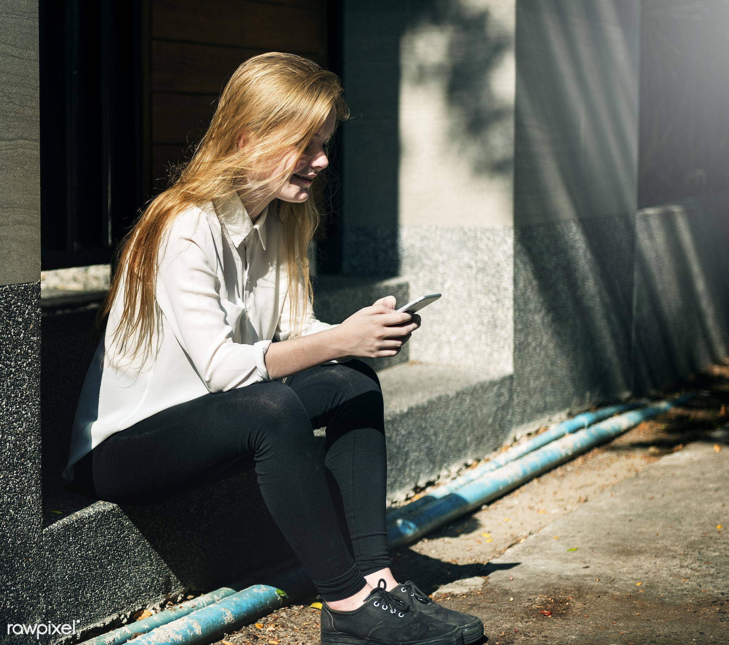 alone, attractive, casual, cheerful, connect, connecting, connection, day, device, digital, enjoyment, experience, fashion,...