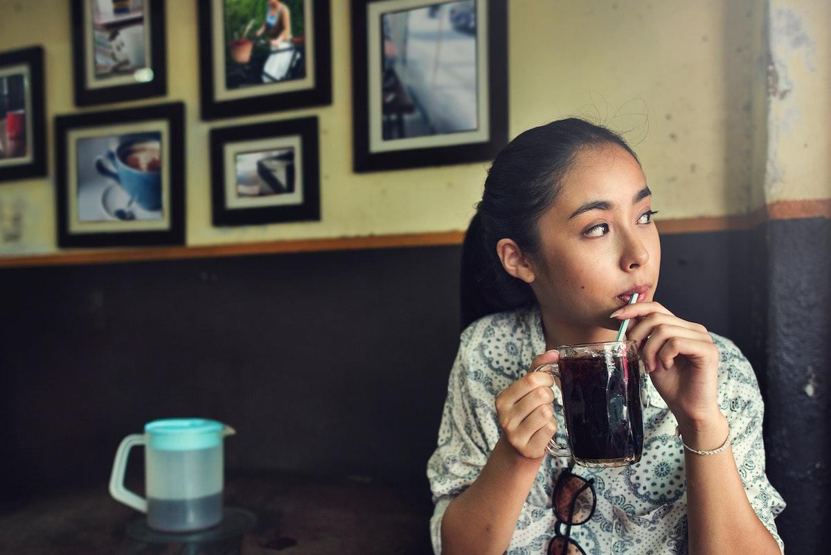 The solo Asian female traveler