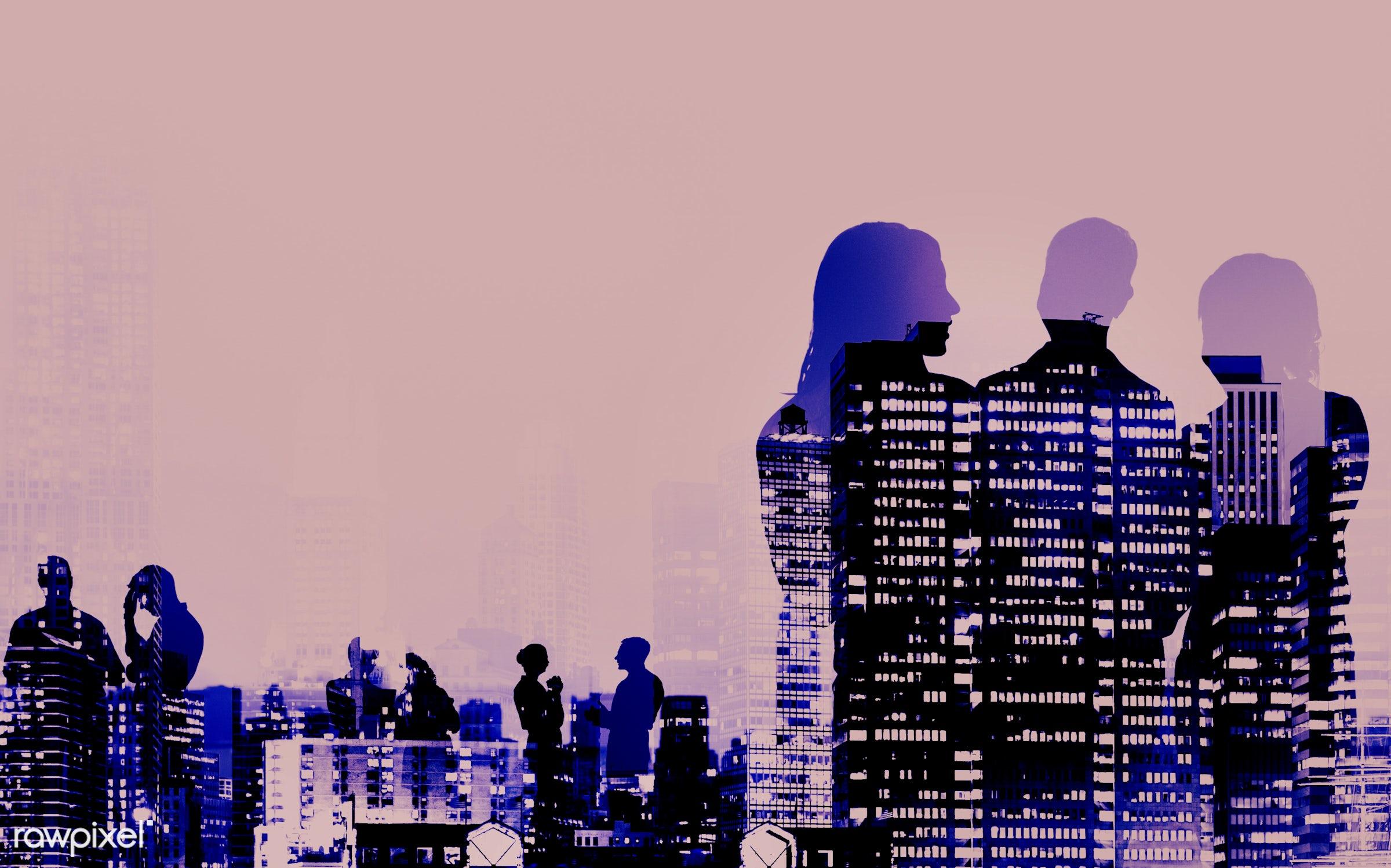 brainstorming, building, business, business people, businessmen, businesswomen, city, cityscape, collaboration, colleagues,...