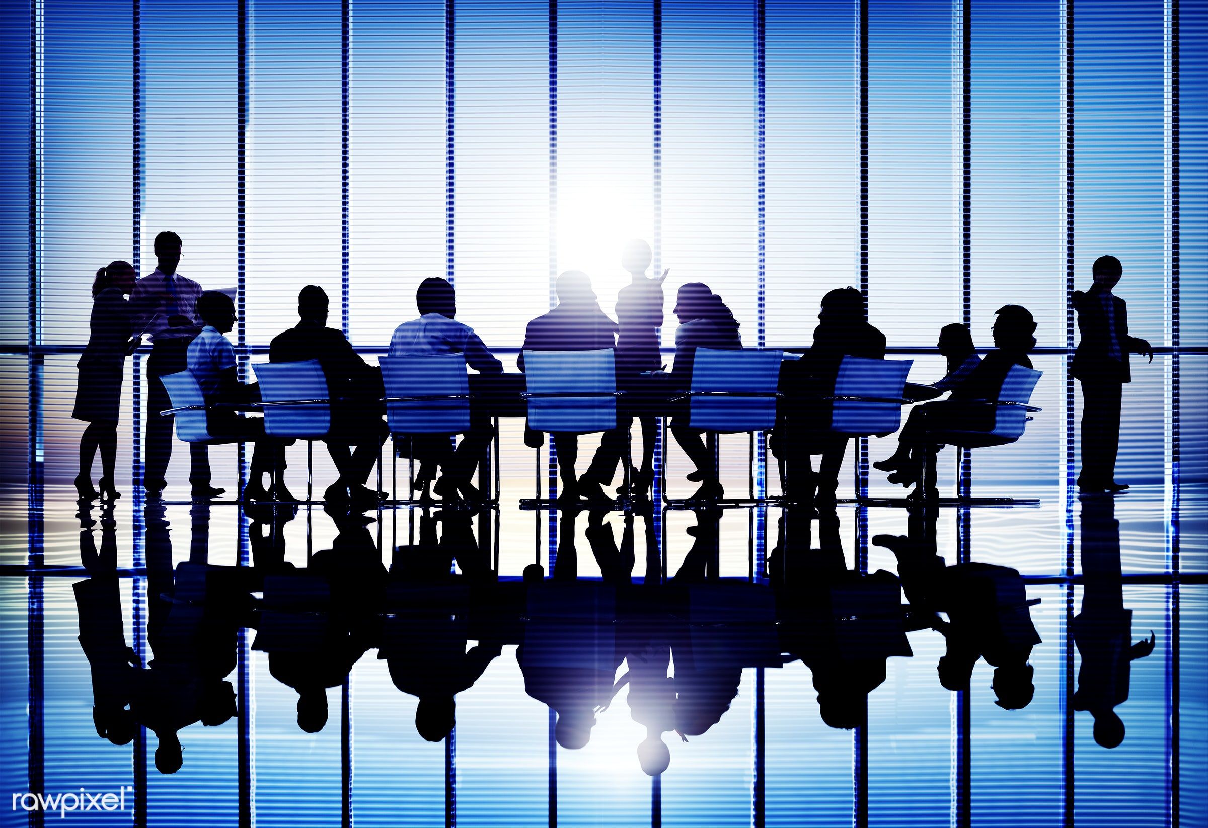 backlit, board room, business, business people, businessmen, businesswomen, cityscape, colleagues, communication, concepts,...