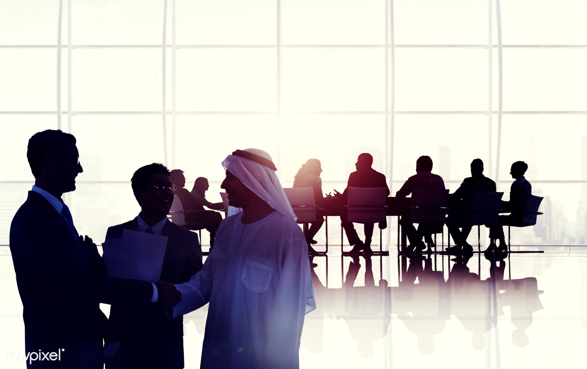 agreement, business, business people, businessmen, businesswomen, collaboration, colleagues, communication, concepts,...