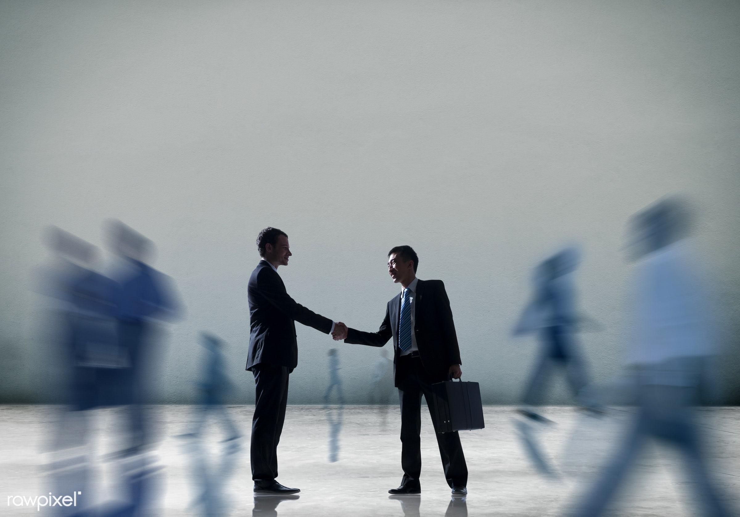 agreement, blank, business, business people, businessmen, businesswomen, collaboration, colleague, communication, commuter,...