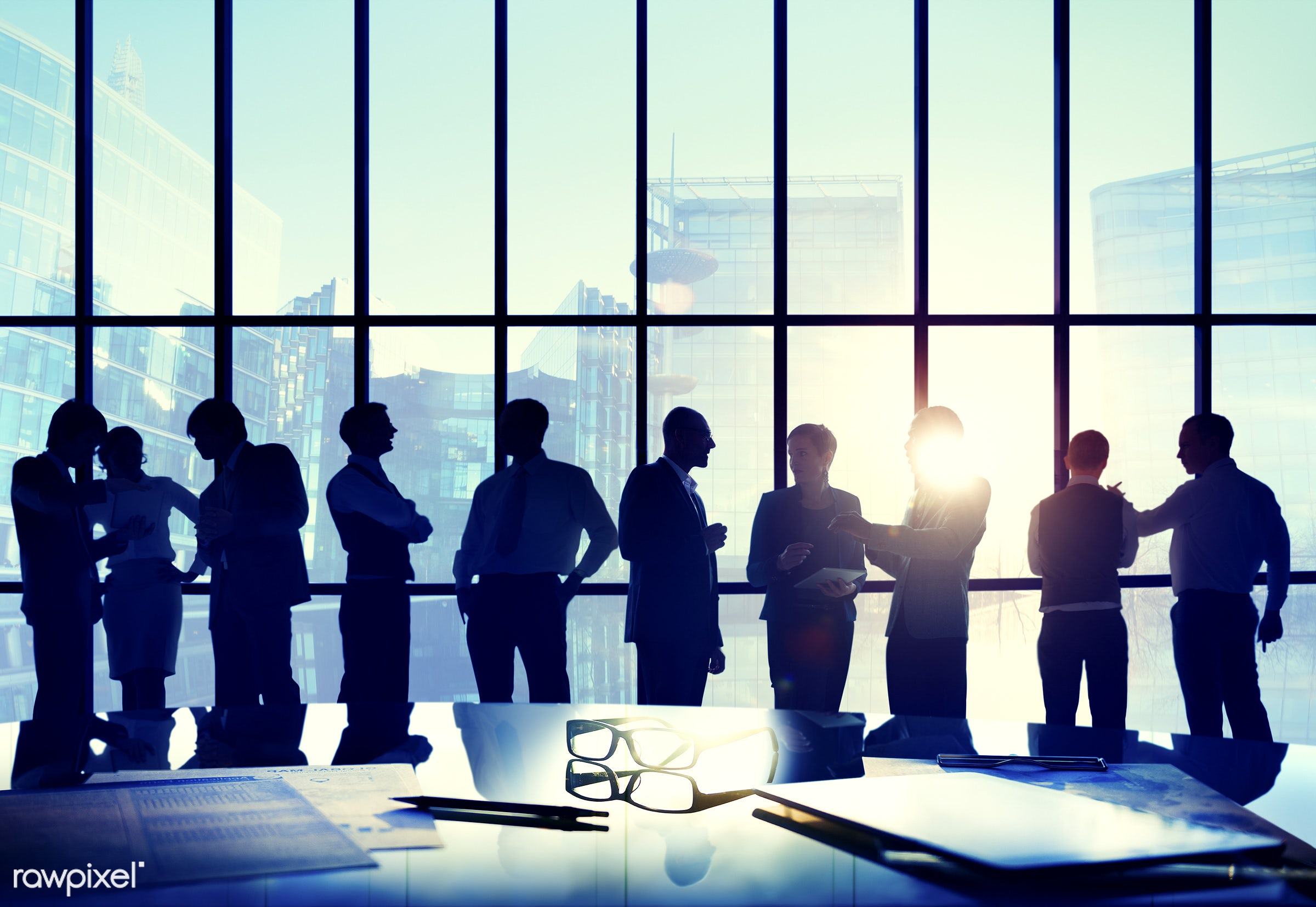 board room, administration, back lit, brainstorming, building, business, business people, businessmen, businesswomen, city,...