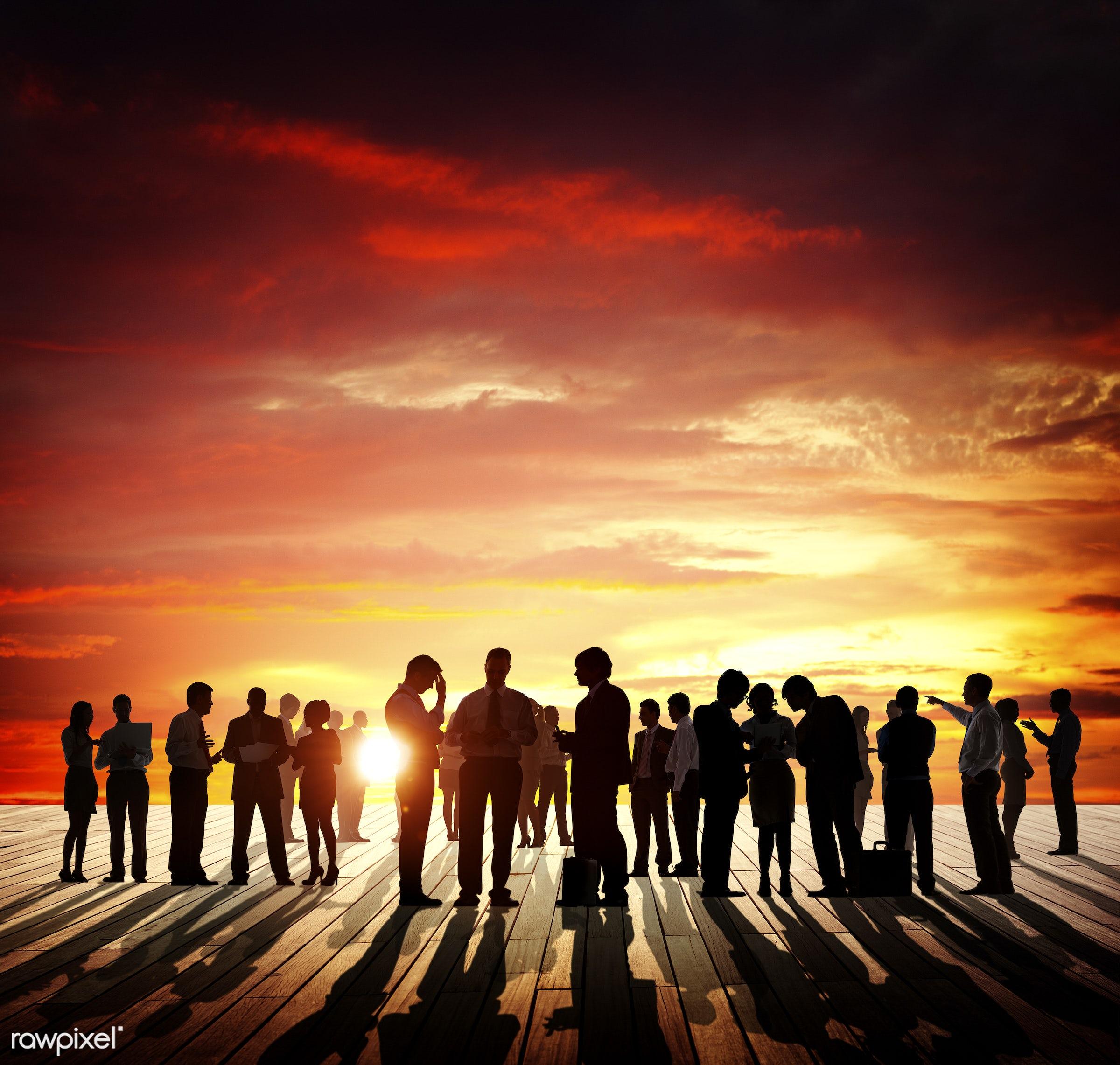 back lit, brainstorming, business, business people, businessmen, businesswomen, cloud, cloudscape, colleagues, communication...