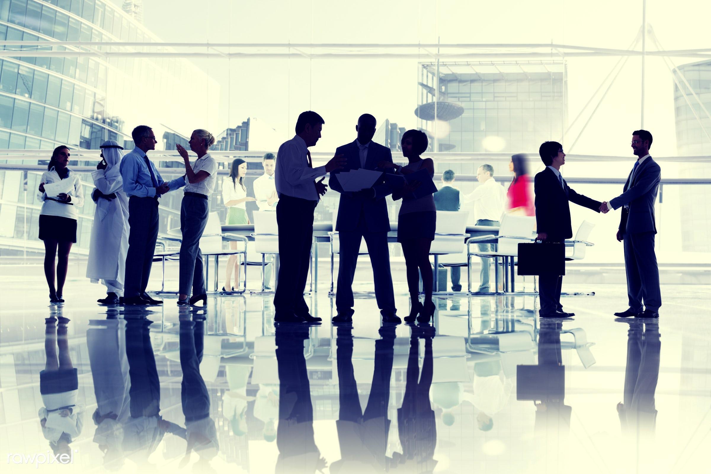 agreement, back lit, board room, brainstorming, building, business, business people, businessmen, businesswomen, city,...