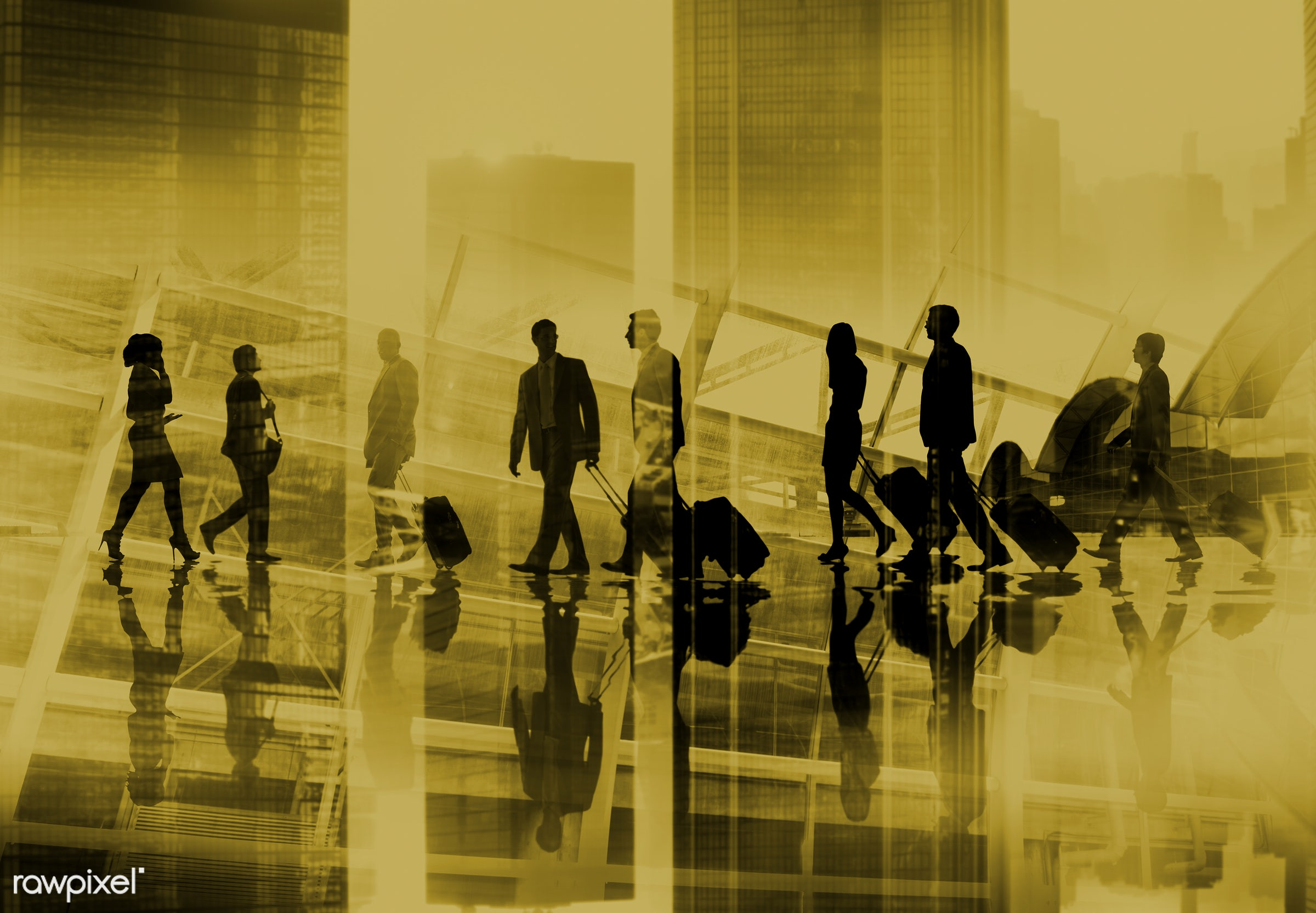 contemporary, abstract, back lit, building, business, business people, business travel, businessmen, businesswomen, busy,...