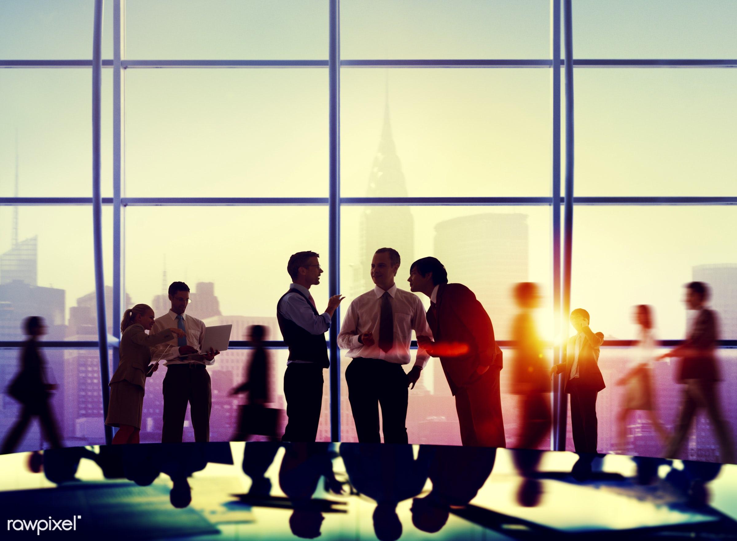 administration, back lit, brainstorming, building, business, business people, businessmen, businesswomen, city, cityscape,...