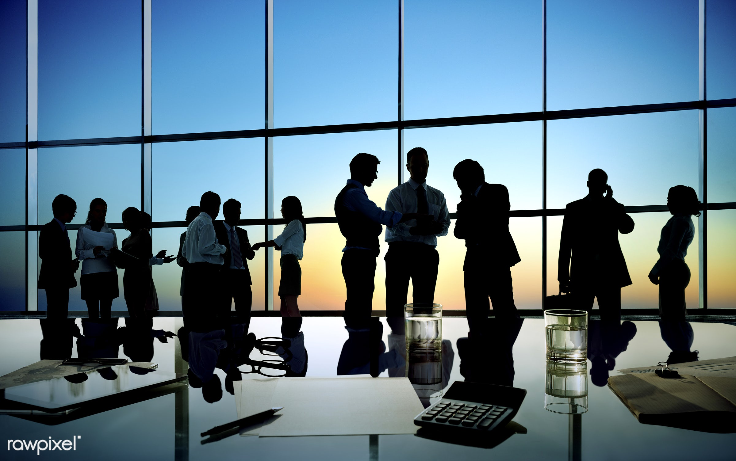 administration, back lit, board room, brainstorming, business, business people, businessmen, businesswomen, city, cityscape...