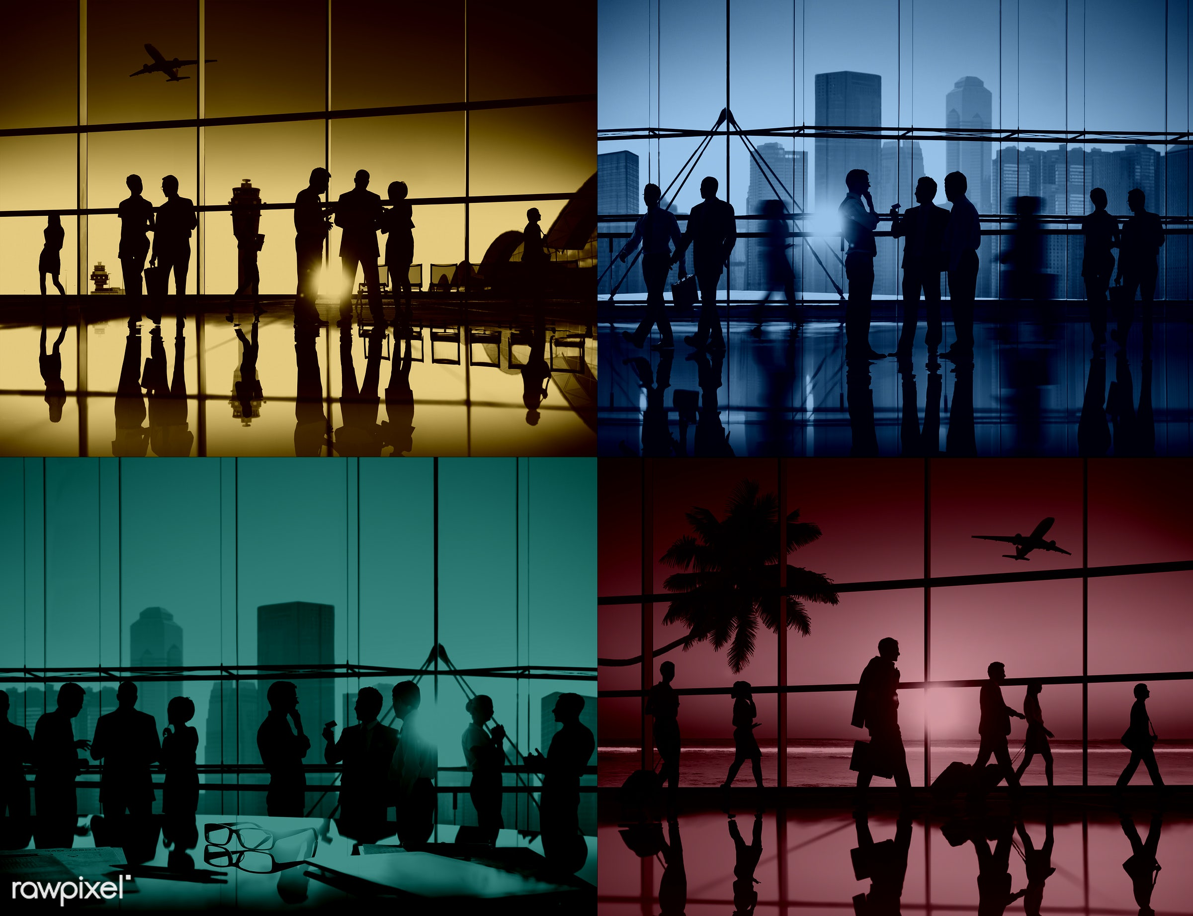 3d, airplane, airport, back lit, beach, brainstorming, business, business people, business travel, businessmen,...