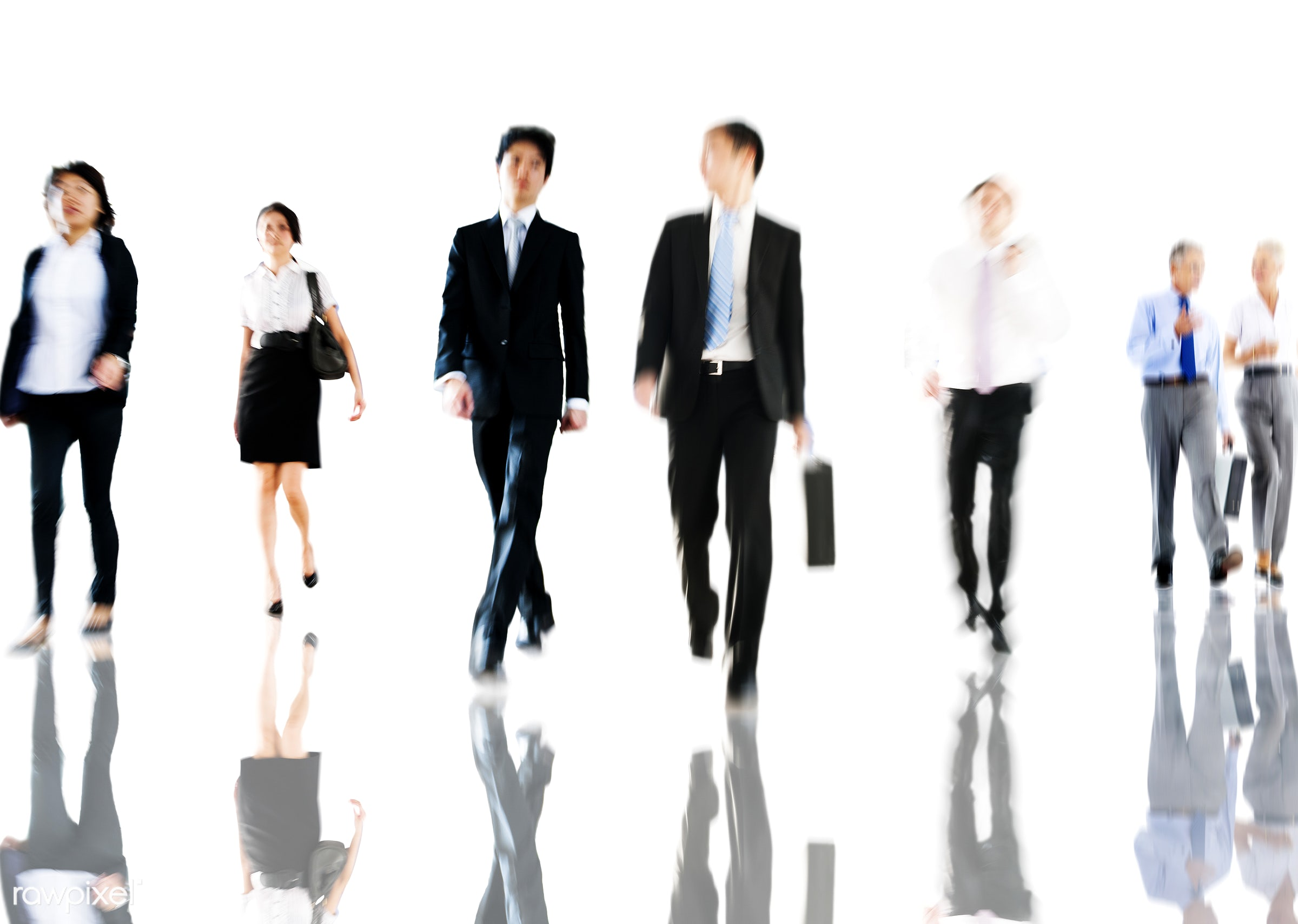 asian ethnicity, blurred motion, business, business people, businessmen, businesswomen, busy, colleagues, communication,...