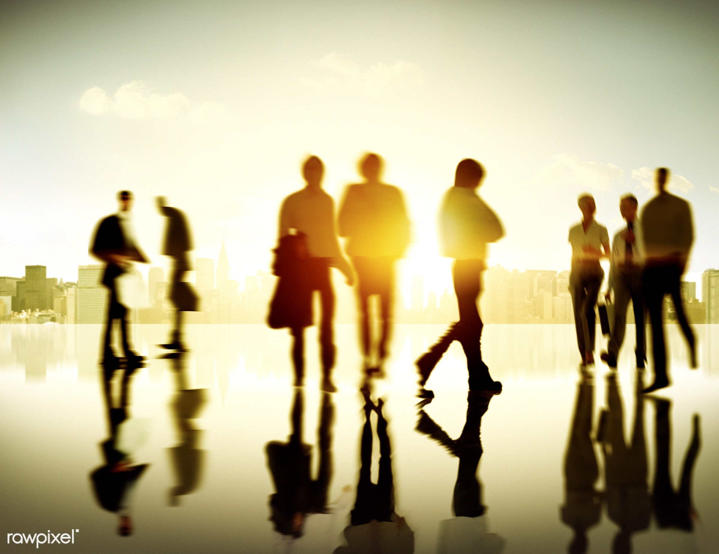 backlit, blurred, blurred motion, building, business, business people, business travel, businessmen, businesswomen, city,...