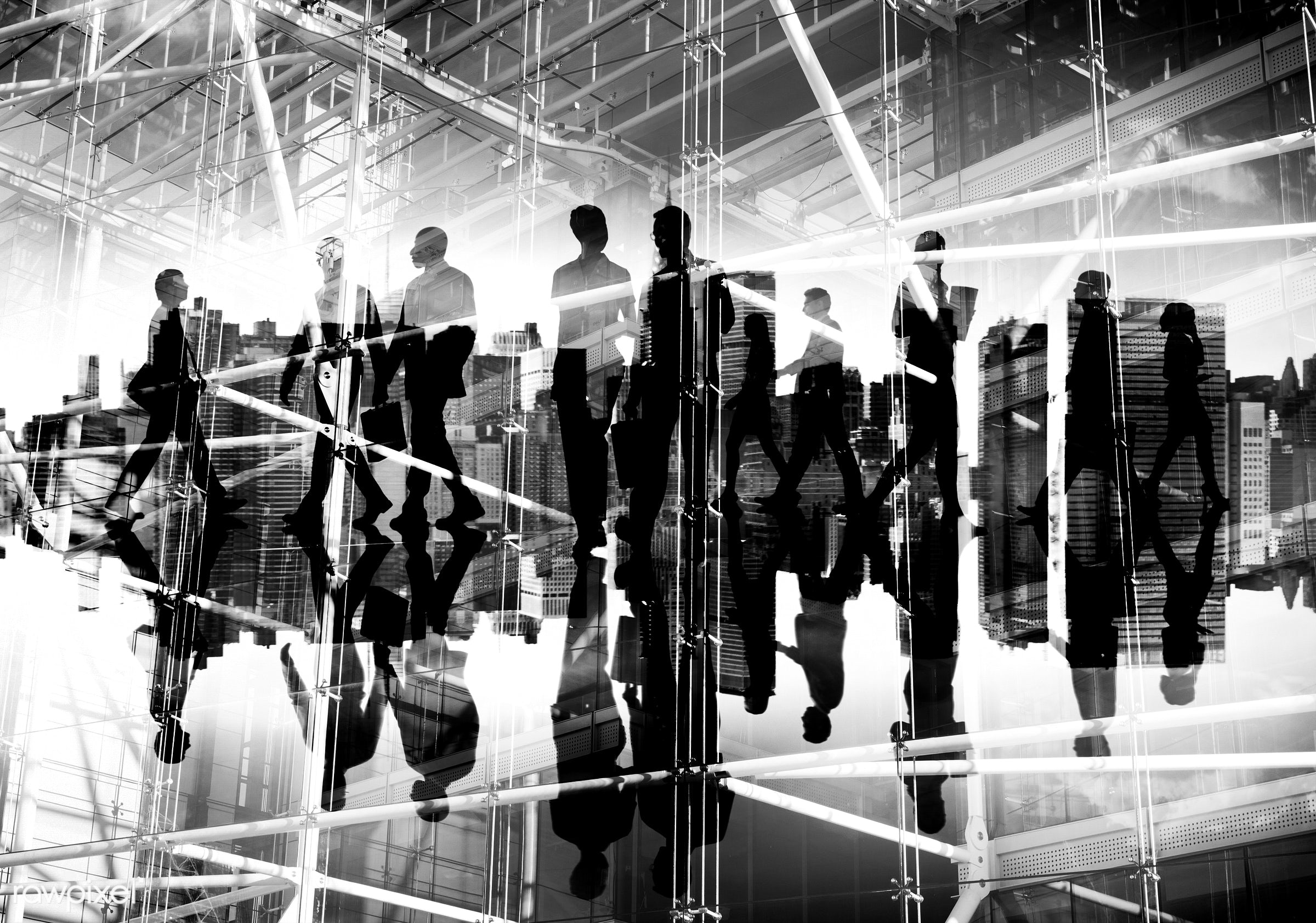 abstract, buildings, business, business people, businessmen, businesswomen, busy, city, cityscape, colleague, communication...