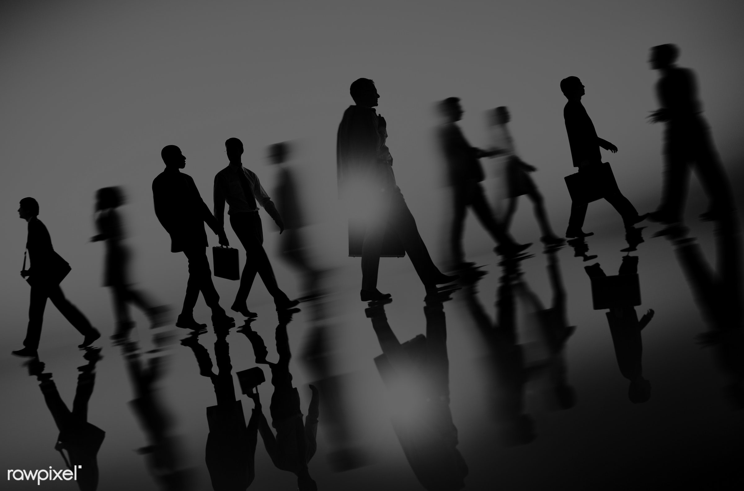 adult, associate, back lit, blurred, blurred motion, business, business people, businessmen, businesswomen, busy, city life...