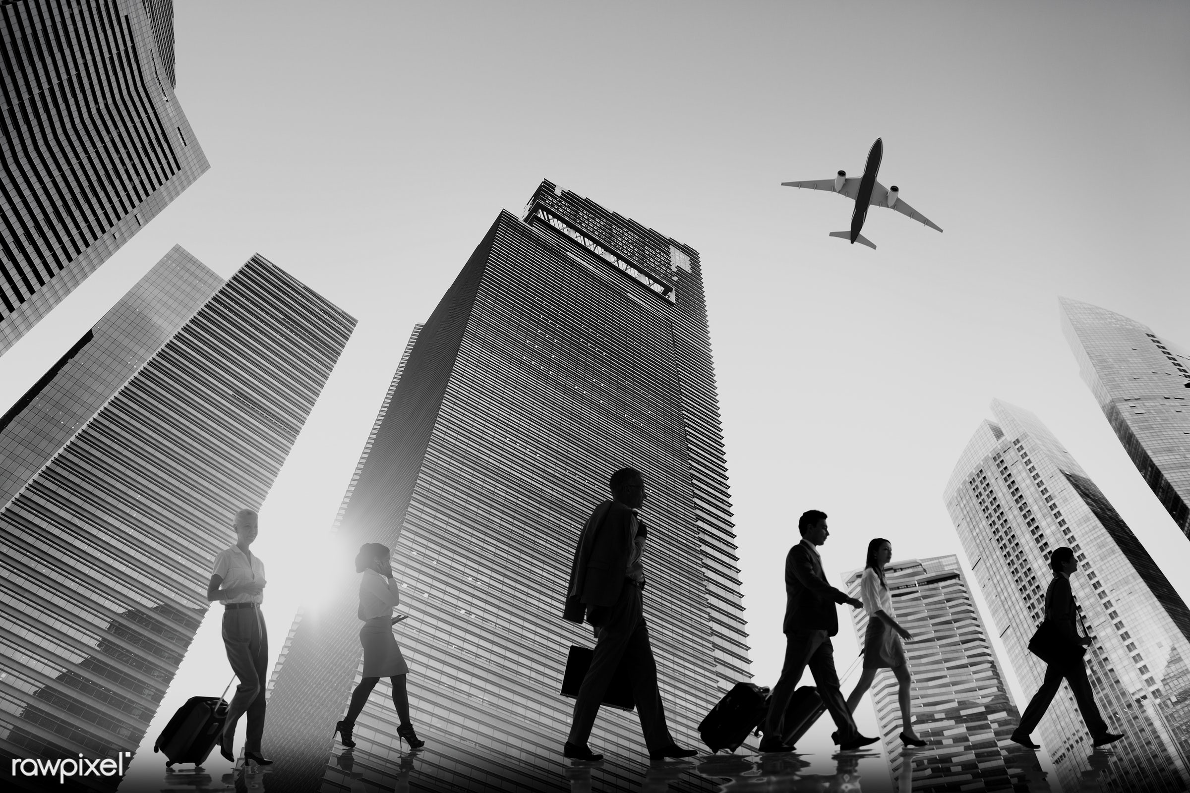 airplane, brainstorming, building, business, business people, businessmen, businesswomen, busy, city, cityscape,...