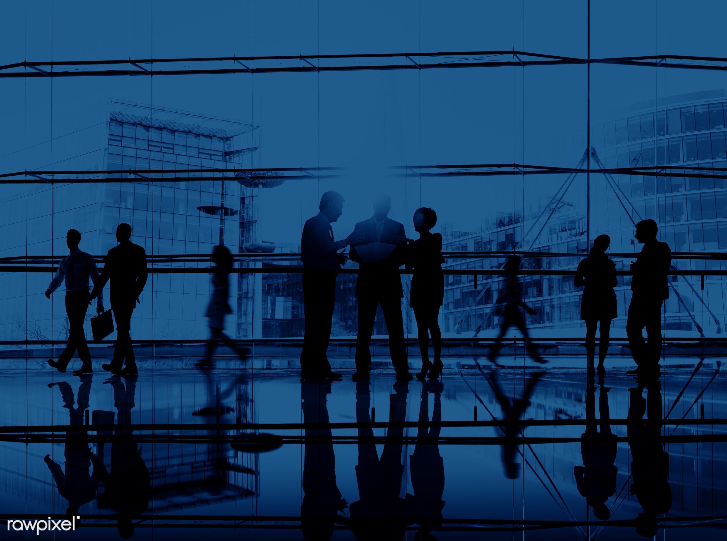 adult, back lit, brainstorming, building, business, business people, businessmen, businesswomen, city, city life, cityscape...