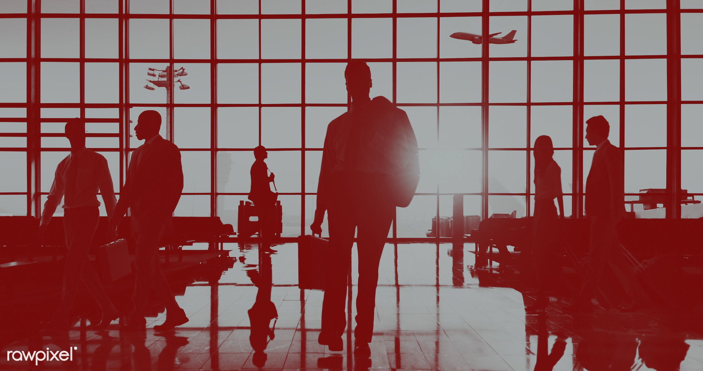 3d, aircraft, airplane, airport, airport lounge, architecture, back lit, baggage, business, business people, business travel...
