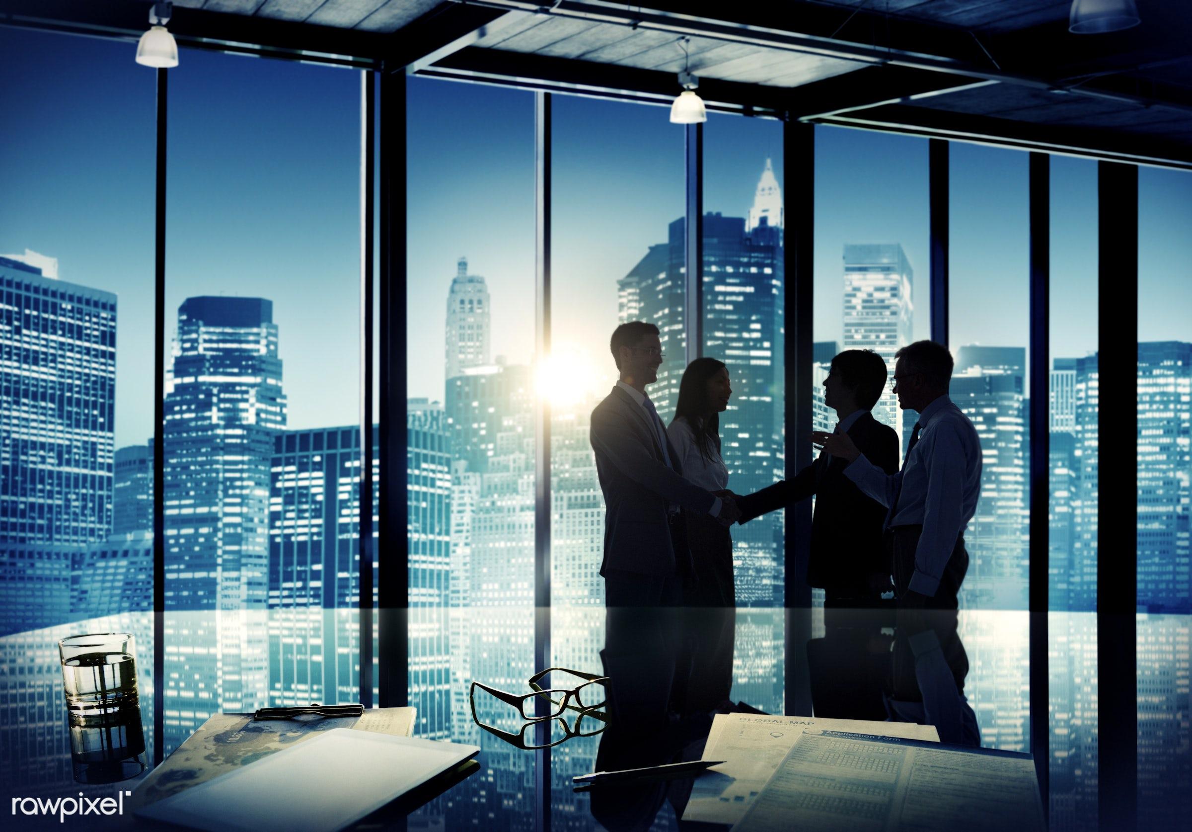 asian ethnicity, brainstorming, building, business, business people, businessmen, businesswomen, busy, city, cityscape,...