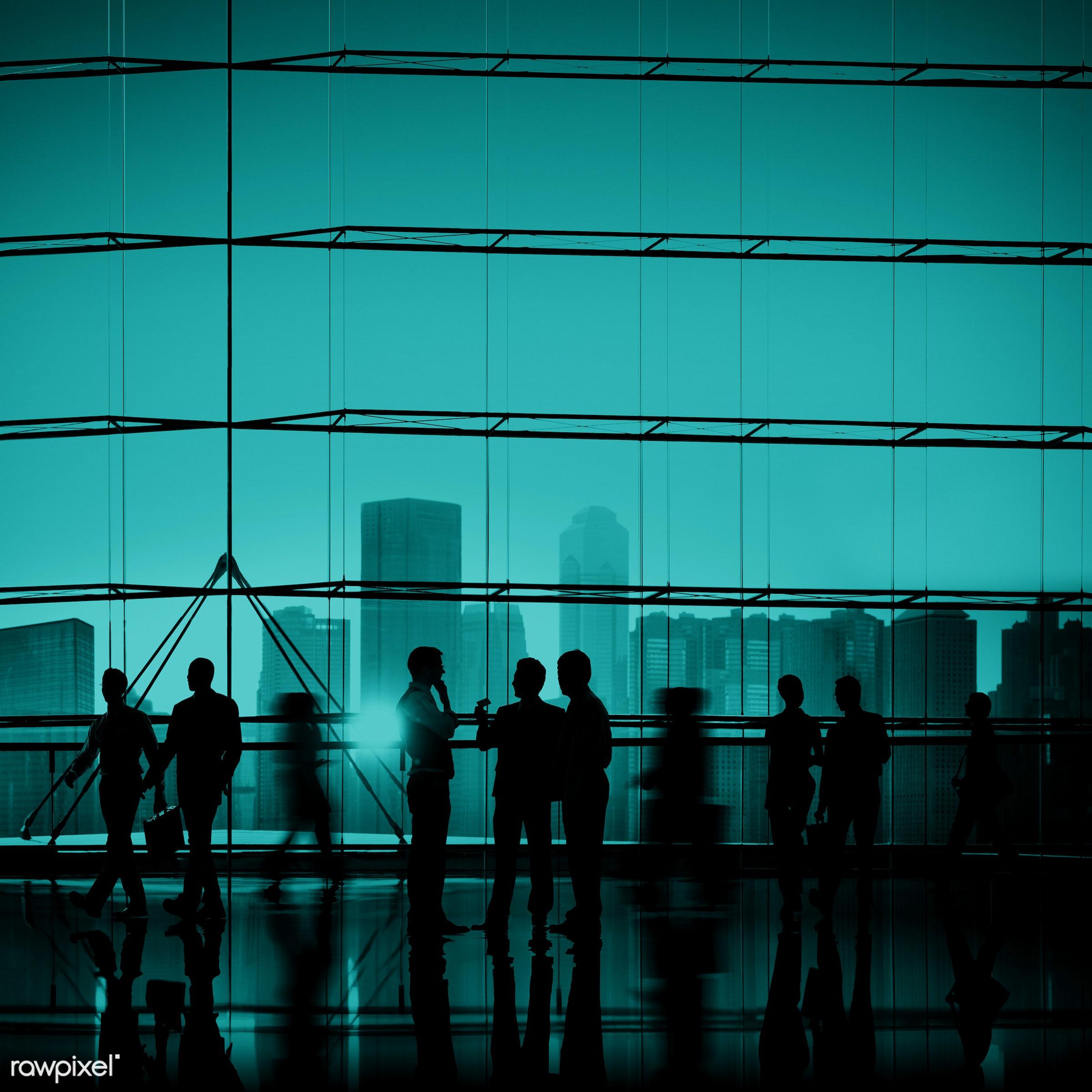 administration, back lit, brainstorming, building, business, business people, businessmen, businesswomen, colleagues,...