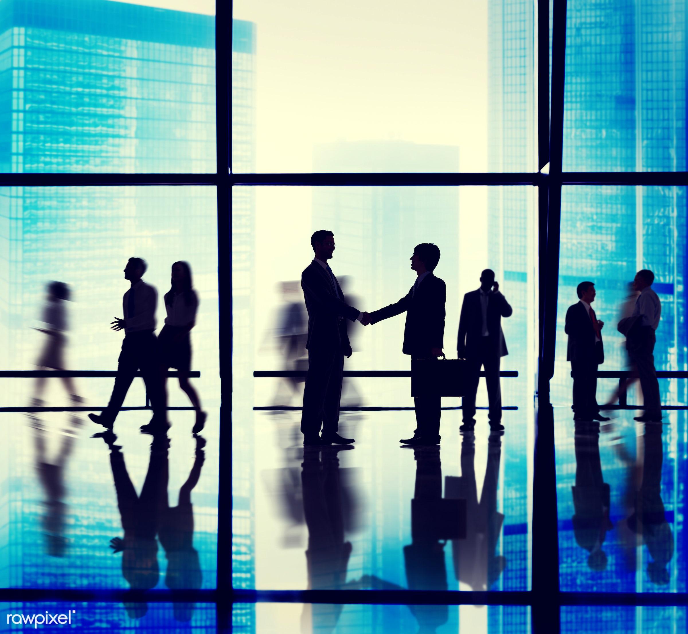 achievement, adult, board room, building, business, business people, businessmen, businesswomen, busy, cityscape,...