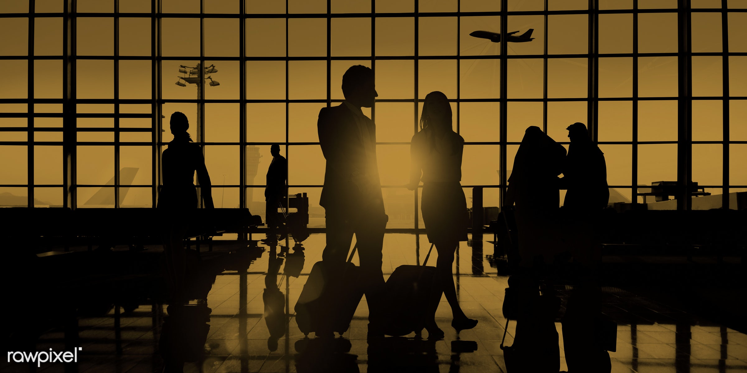 airplane, airport, back lit, building, business, business people, business travel, business trip, businessmen, businesswomen...