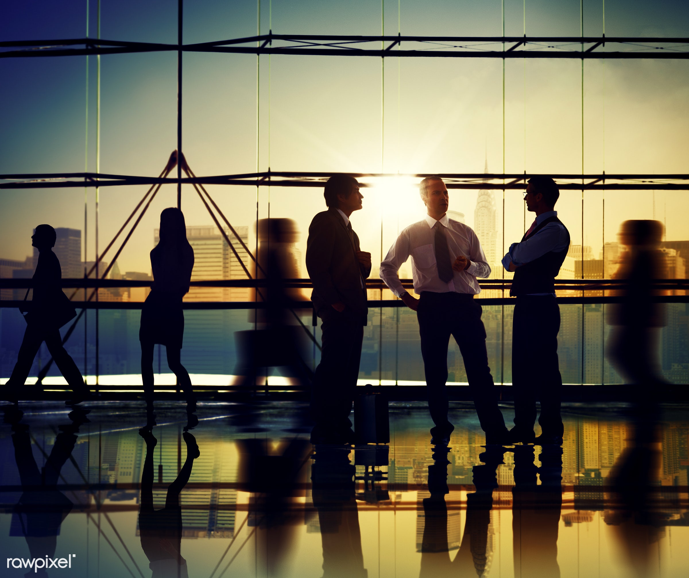agreement, back lit, brainstorming, building, business, business people, businessmen, businesswomen, busy, city, cityscape,...