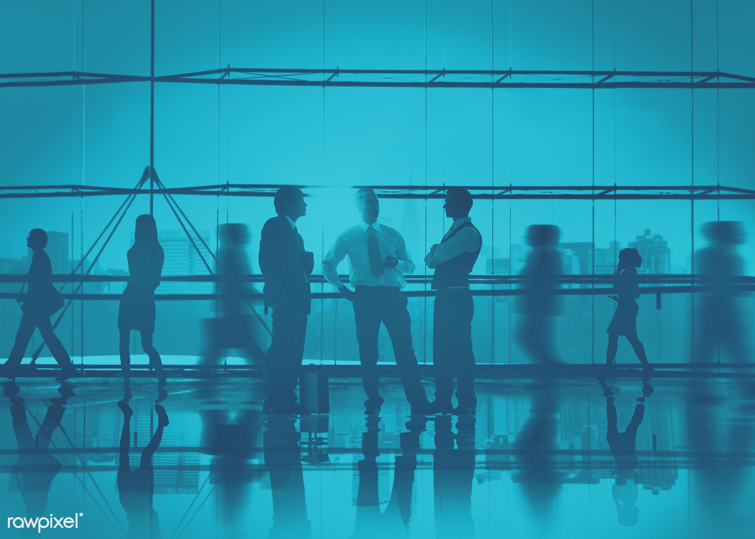 agreement, back lit, blue, brainstorming, building, business, business people, businessmen, businesswomen, busy, city,...