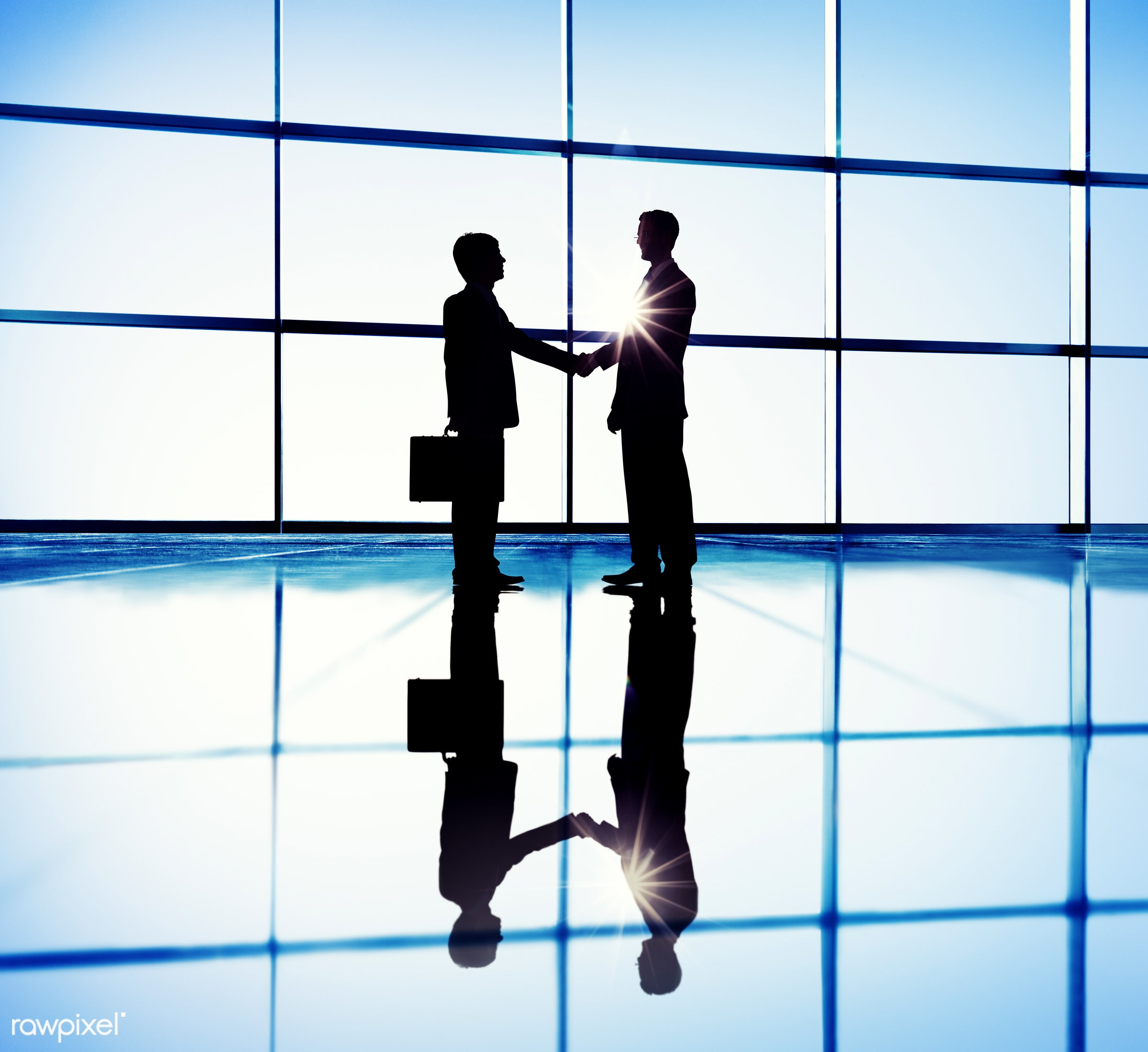 agreement, back lit, blue, building interior, business, business people, business person, businessmen, communication,...