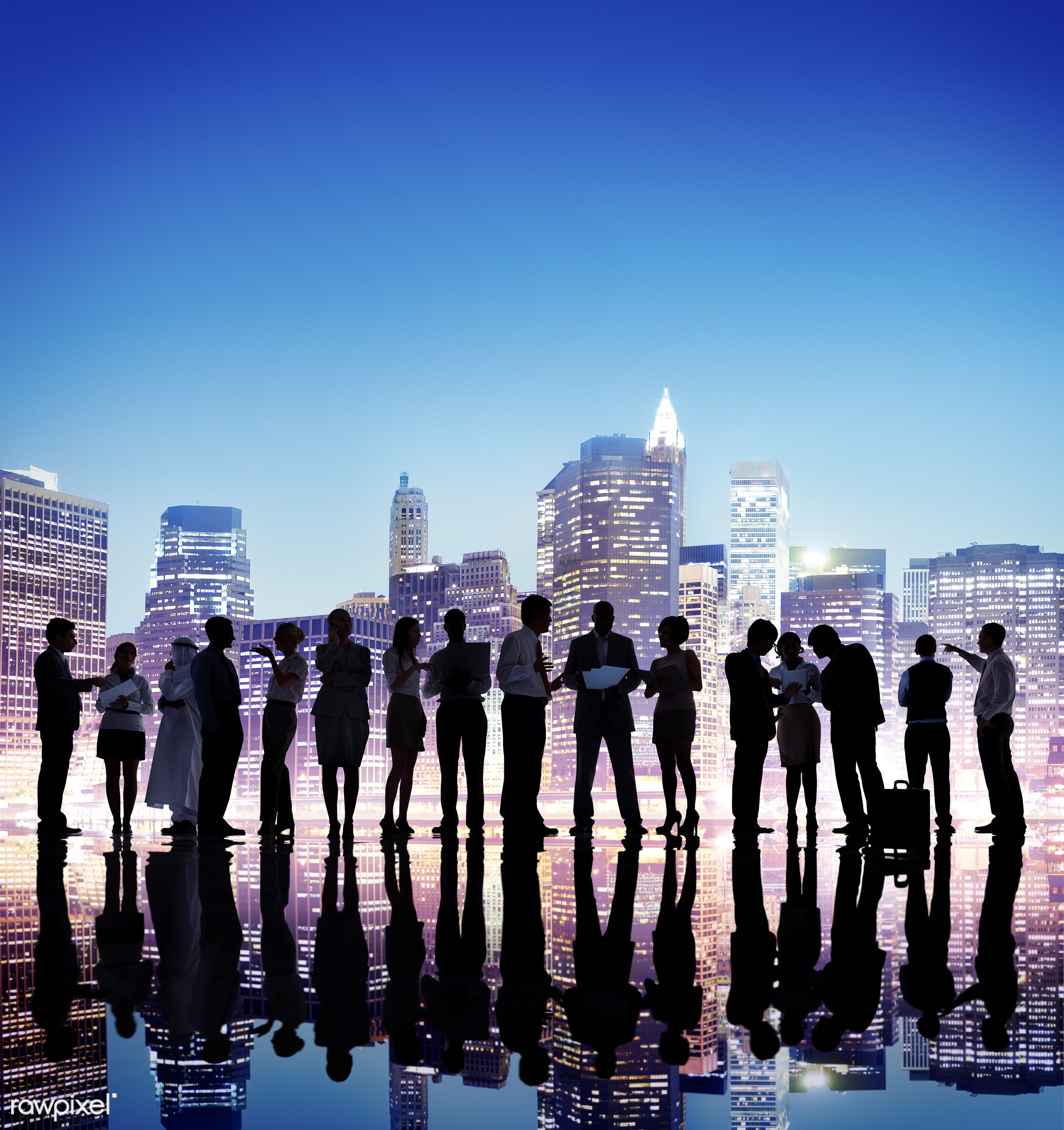 abstract, agreement, backlit, blue, business, business people, businessmen, businesswomen, city light, cityscape,...