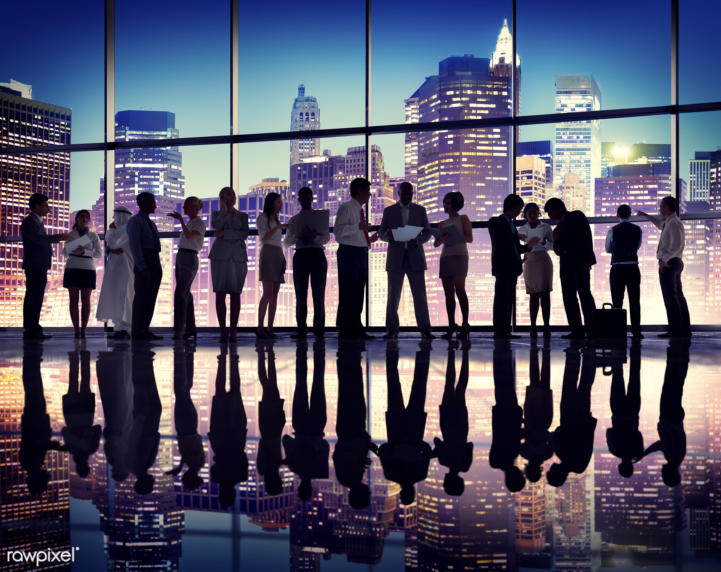 back lit, building, business, business people, businessmen, businesswomen, city, city life, city light, cityscape, colleague...