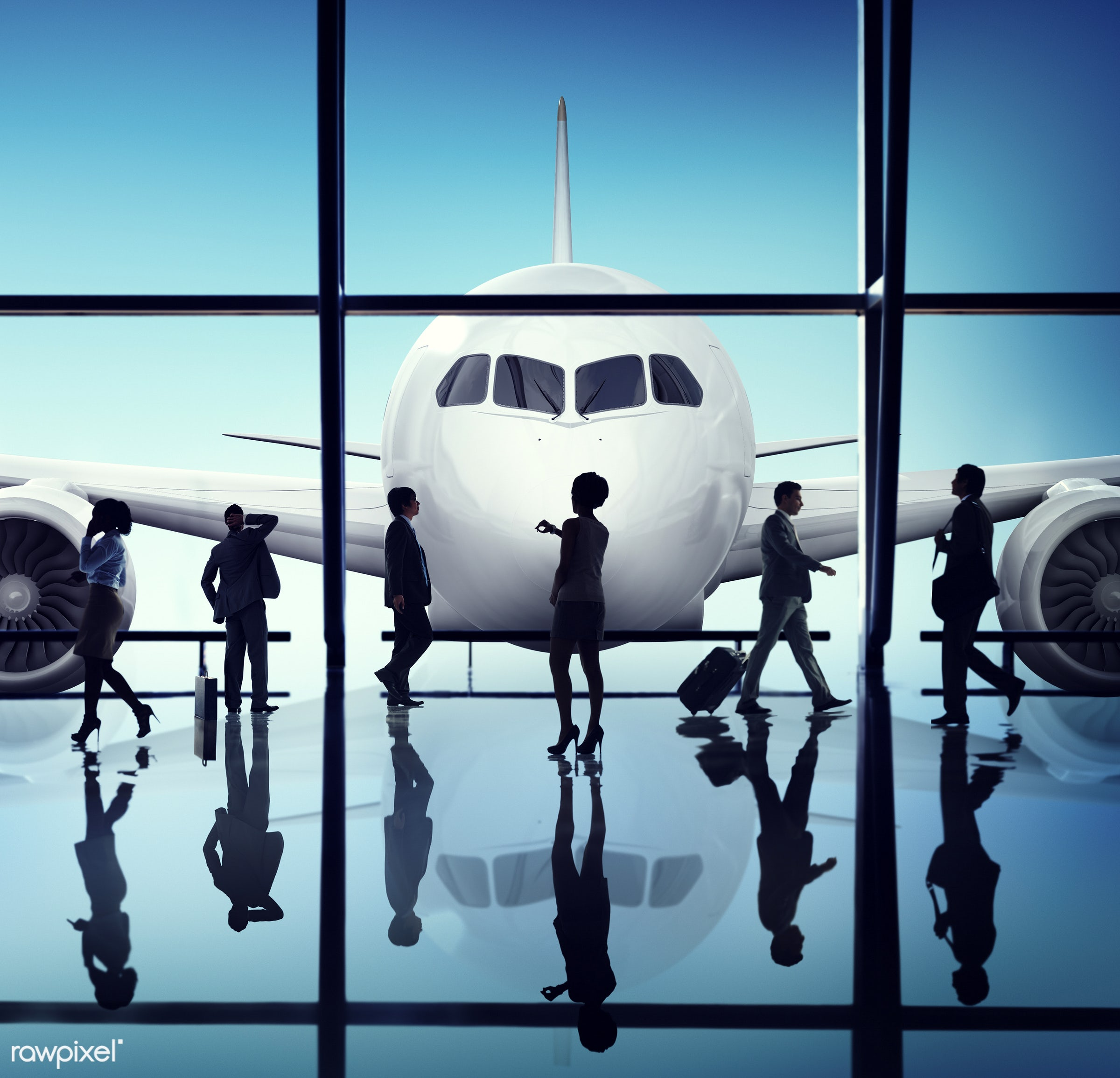 agreement, airplane, airport, business people, business travel, businessmen, businesswomen, communication, discussion,...