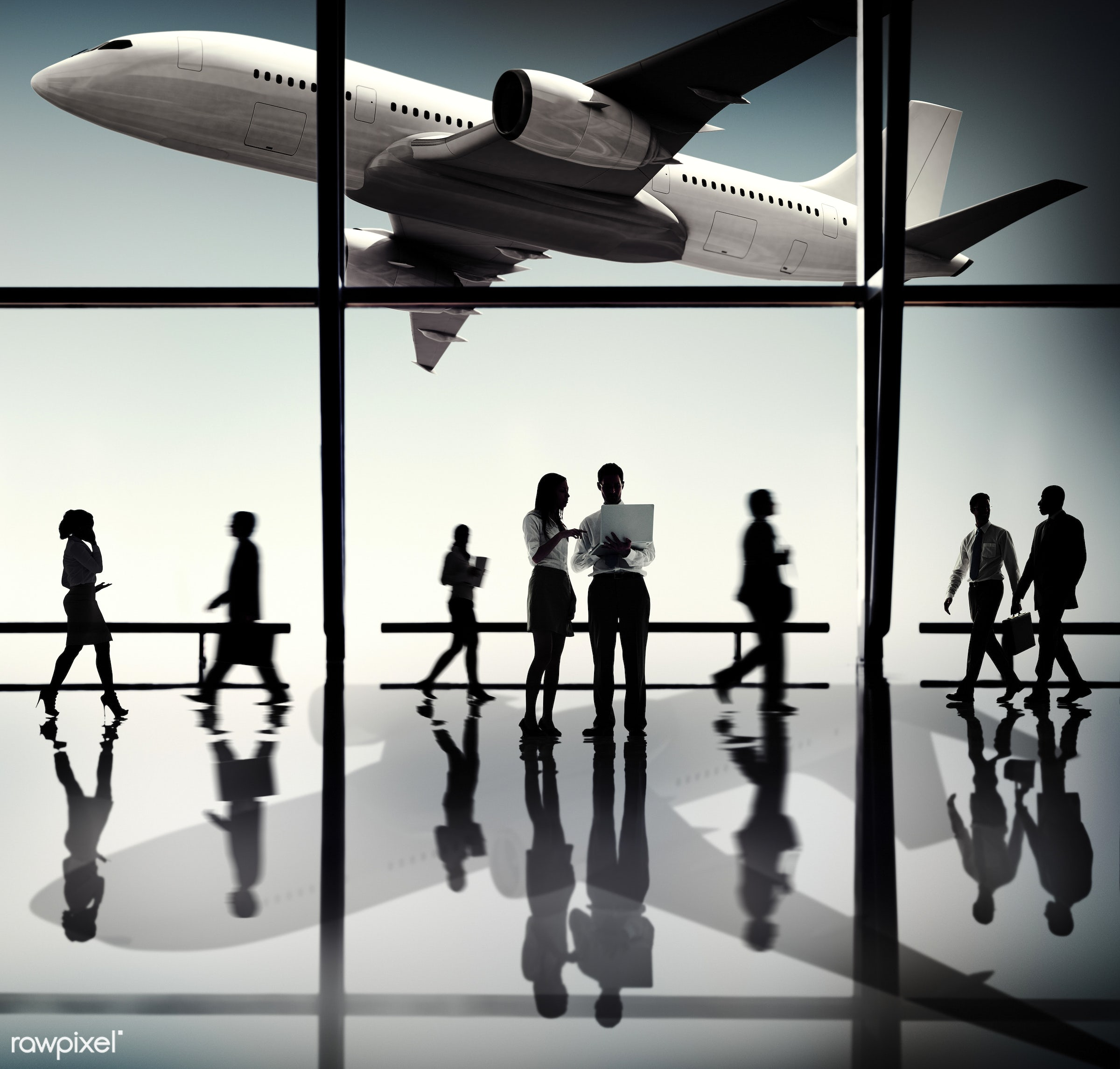 showing, aircraft, airplane, airport, business people, business travel, businessmen, businesswomen, communication,...