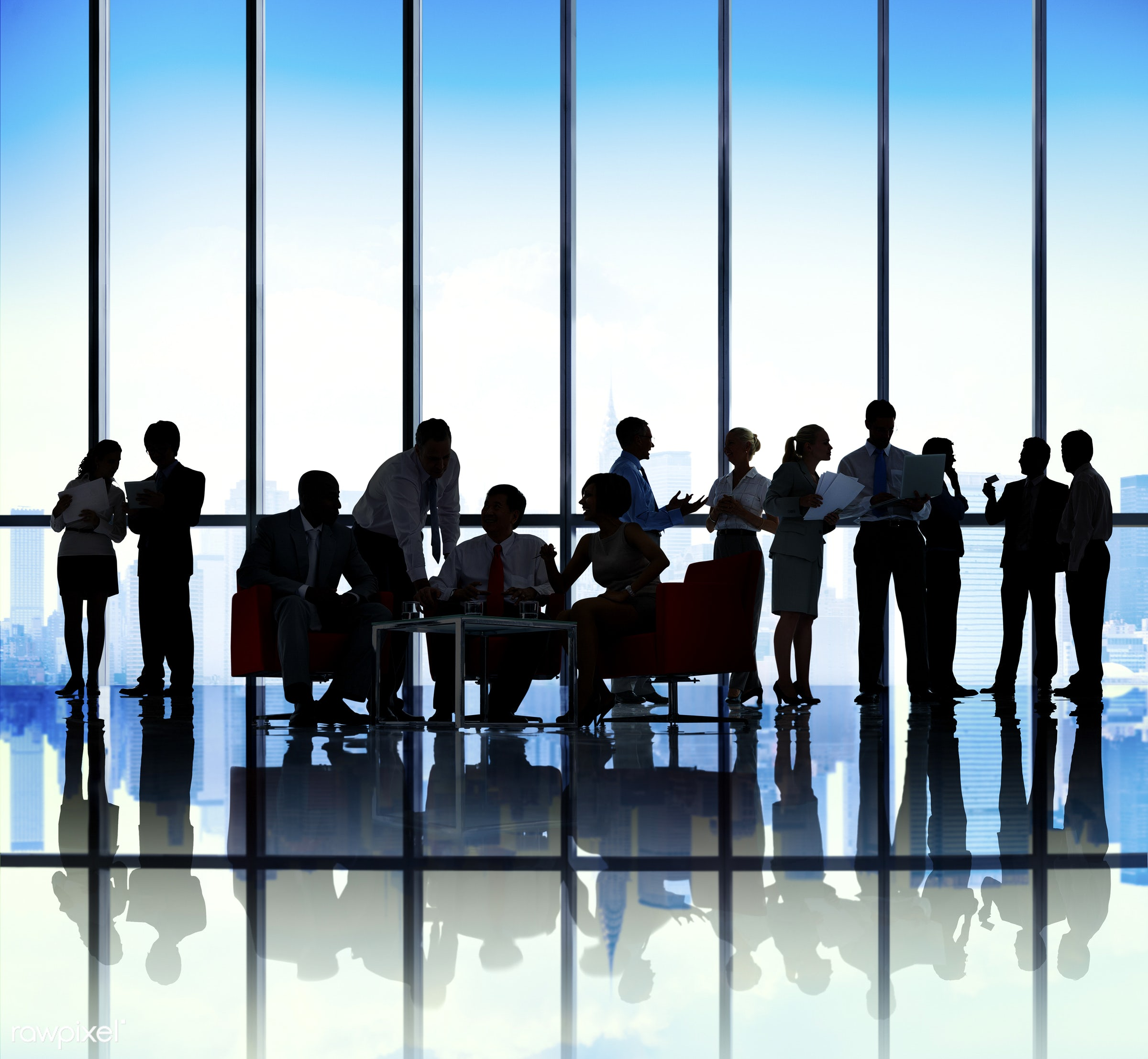 achievement, adult, board room, brainstorming, building, business, business people, businessmen, businesswomen, cityscape,...