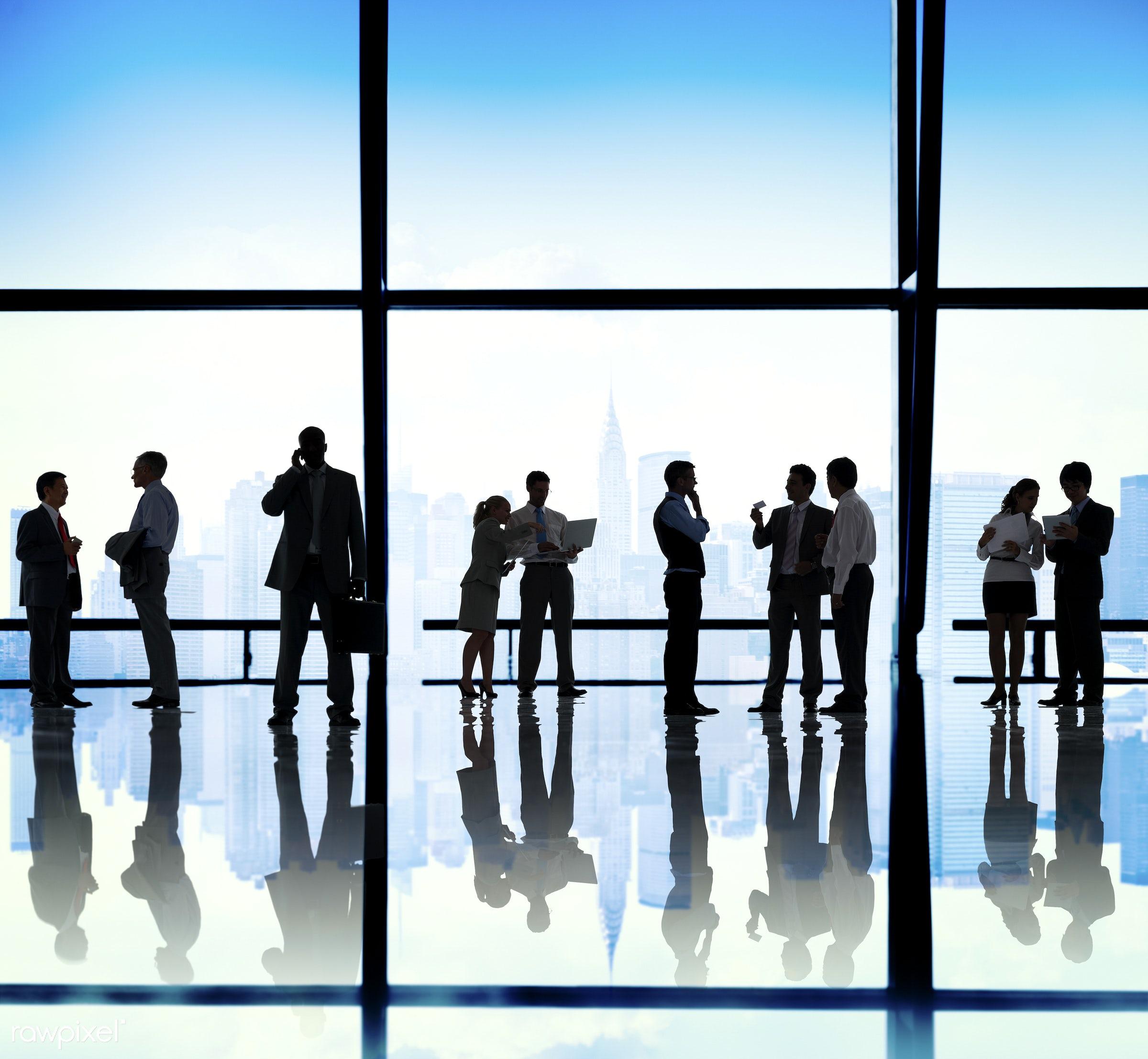 adult, building, business, business people, businessmen, businesswomen, city, cityscape, colleagues, communication,...