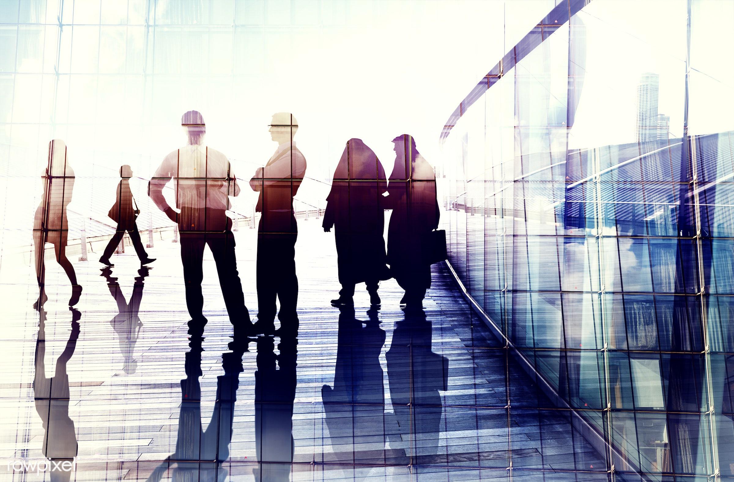 back lit, brainstorming, bright, building, business, business people, businessmen, businesswomen, busy, city, cityscape,...