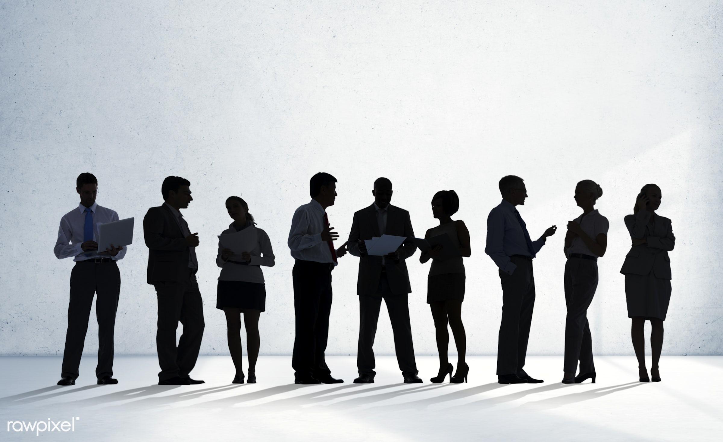 blank, business, business people, businessmen, businesswomen, colleagues, communication, concrete, connection, conversation...