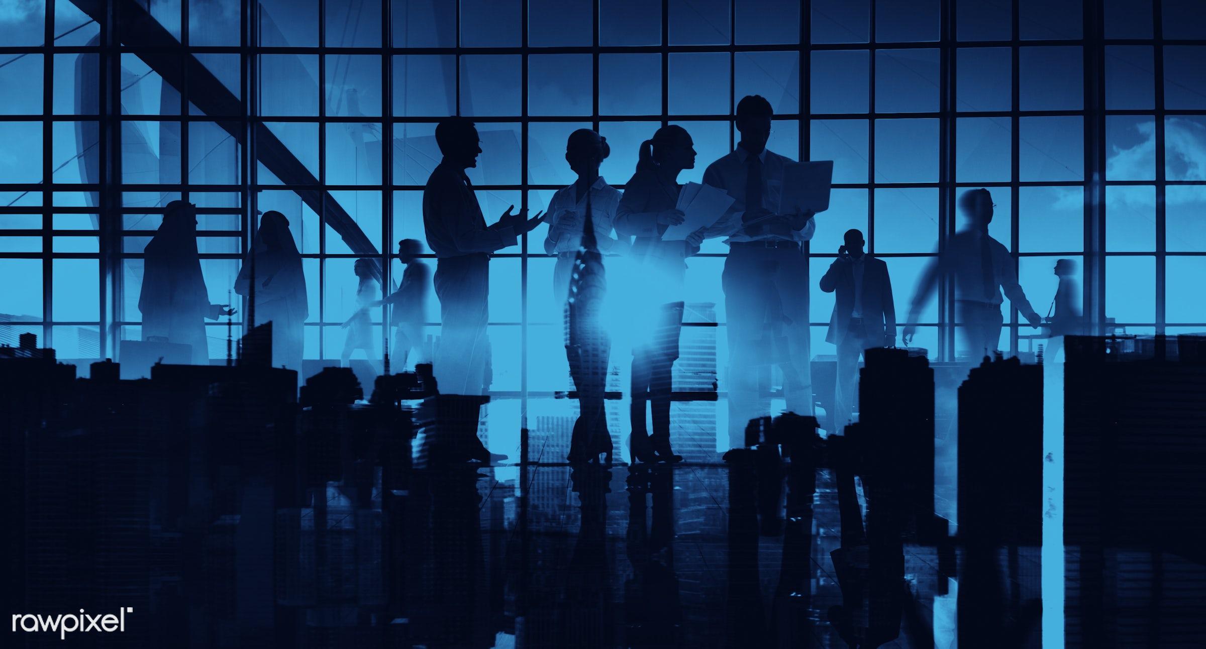 administration, back lit, blue, board room, brainstorming, building, business, business people, businessmen, businesswomen,...