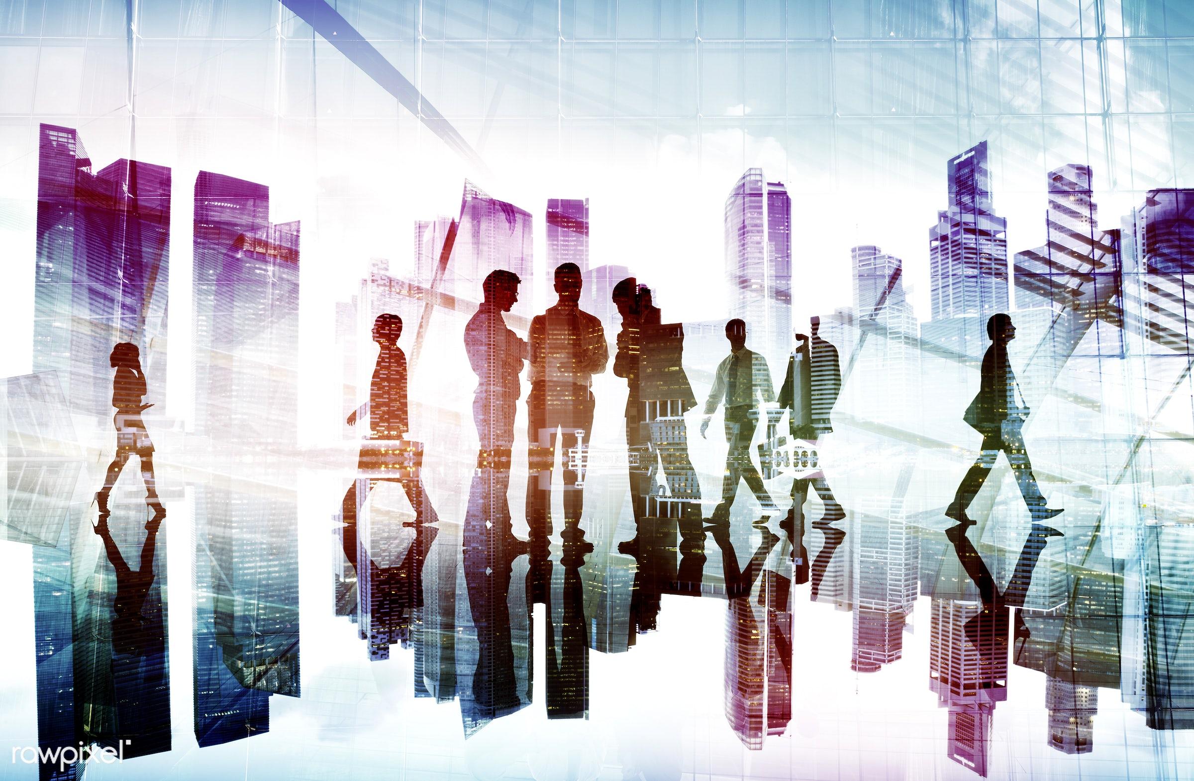 business, business person, businessman, businesswoman, city, colorful, communication, computer network, concepts, connection...