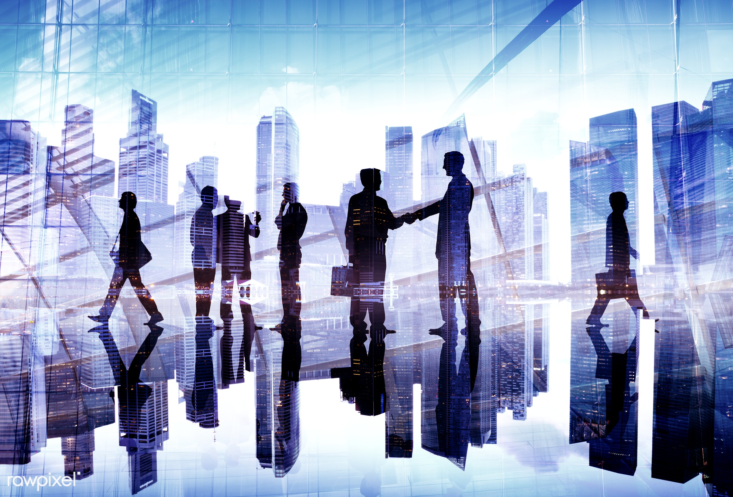 asian ethnicity, business, business people, businessmen, businesswomen, casual, cheerful, city scape, collaboration,...