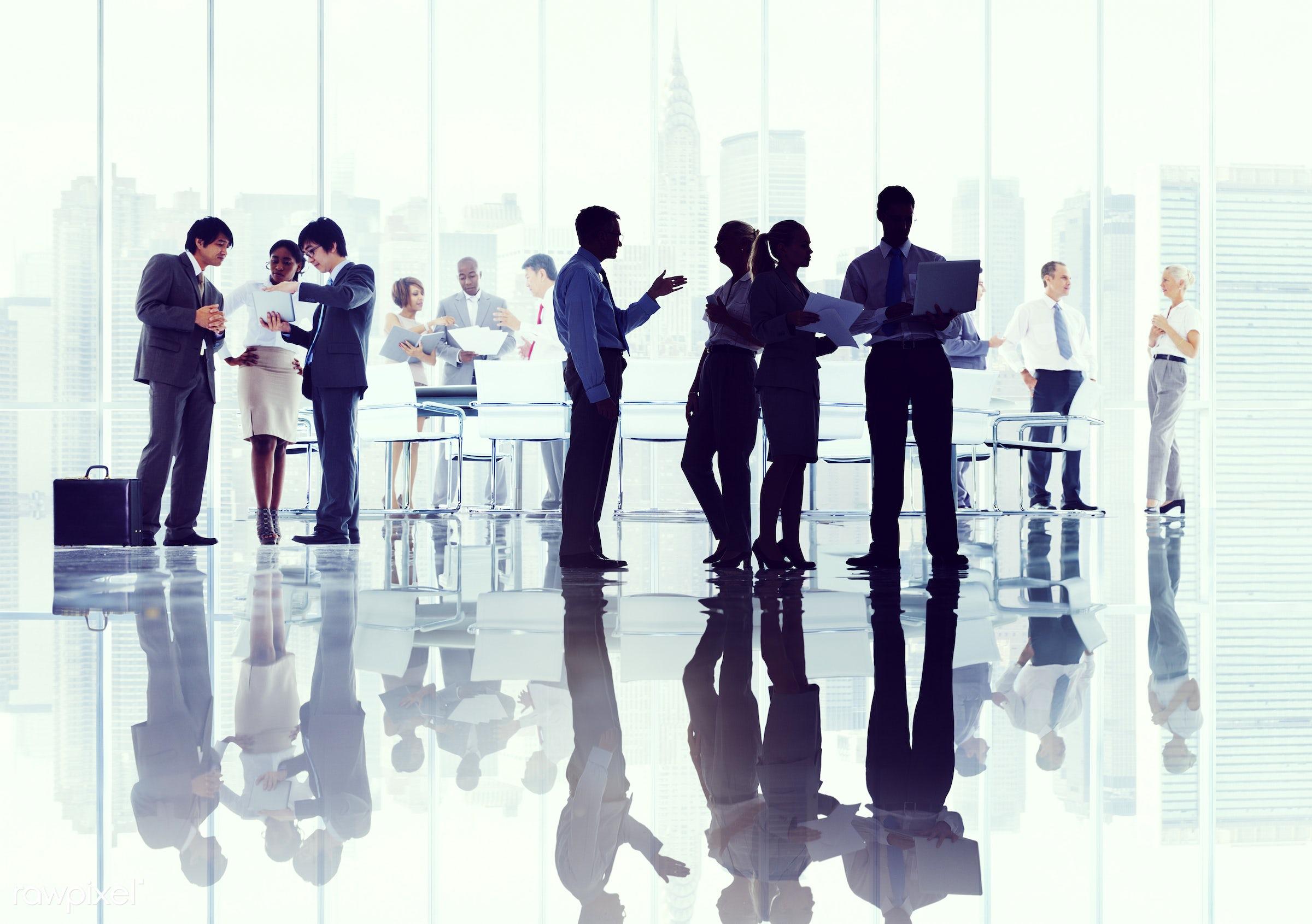 brainstorming, building, business, business people, businessmen, businesswomen, cityscape, colleagues, communication,...
