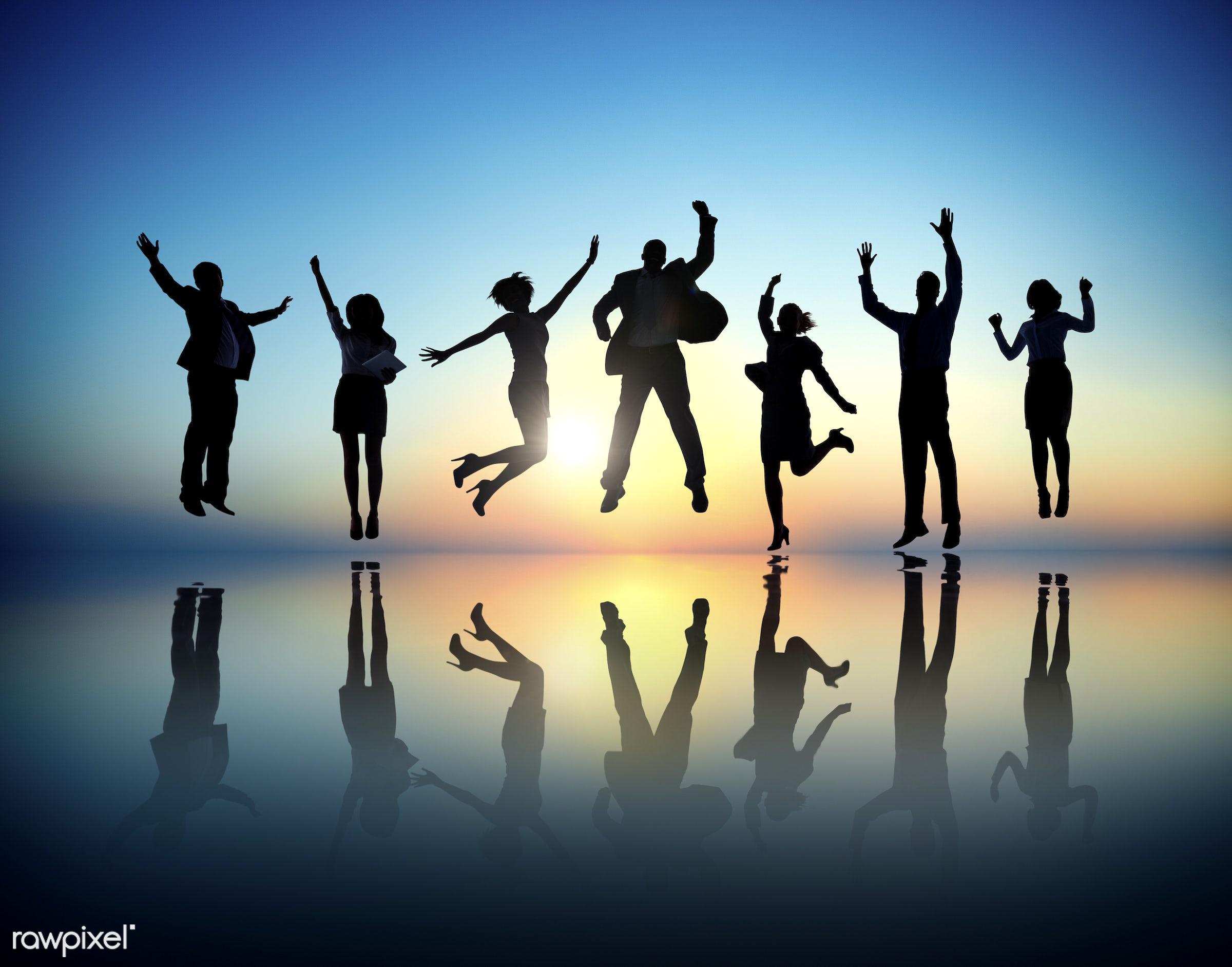 achievement, adult, business, business people, business relationship, businessmen, businesswomen, celebration, cheerful,...