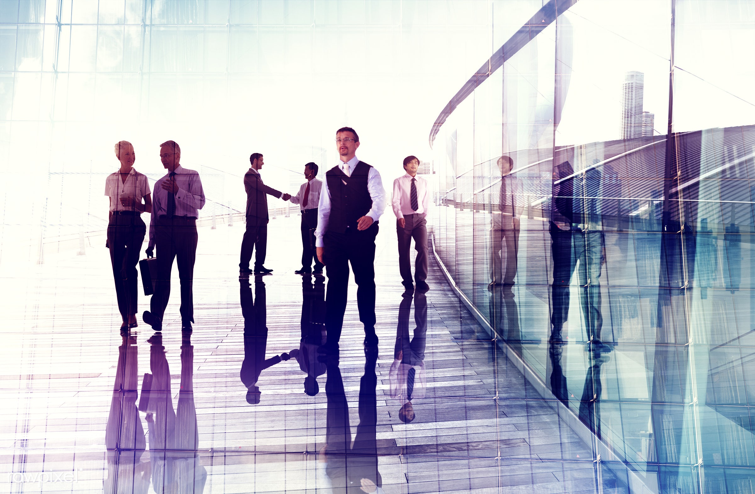 abstract, back lit, building, business, business people, business travel, businessmen, businesswomen, colleague,...