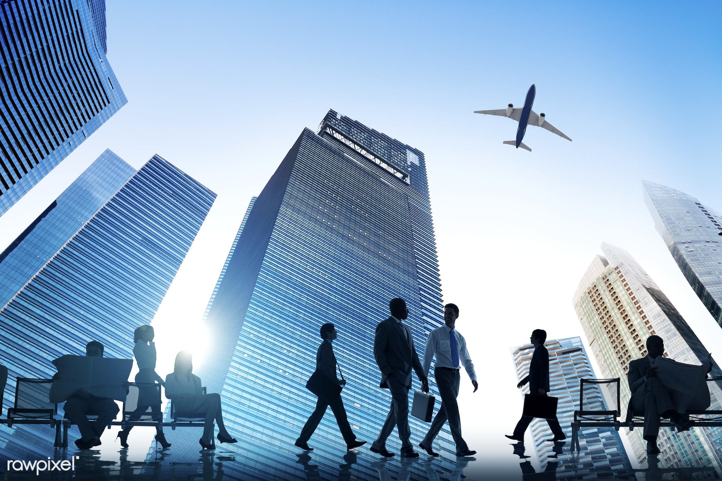blue, brainstorming, building, business, business people, business person, businessman, businesswoman, busy, city, cityscape...