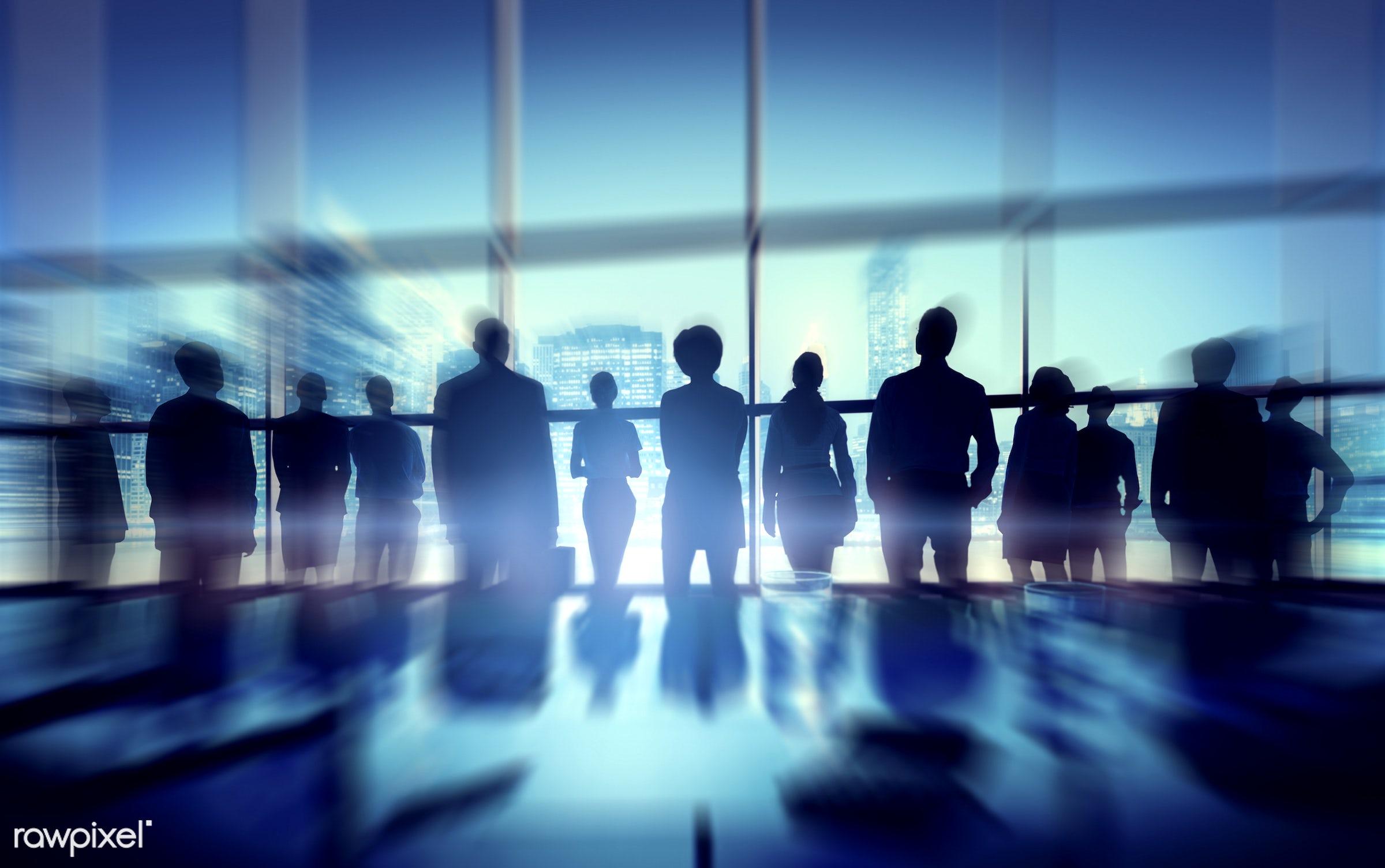 contemporary, aspiration, back lit, building, business, business people, businessman, businesswoman, communication,...