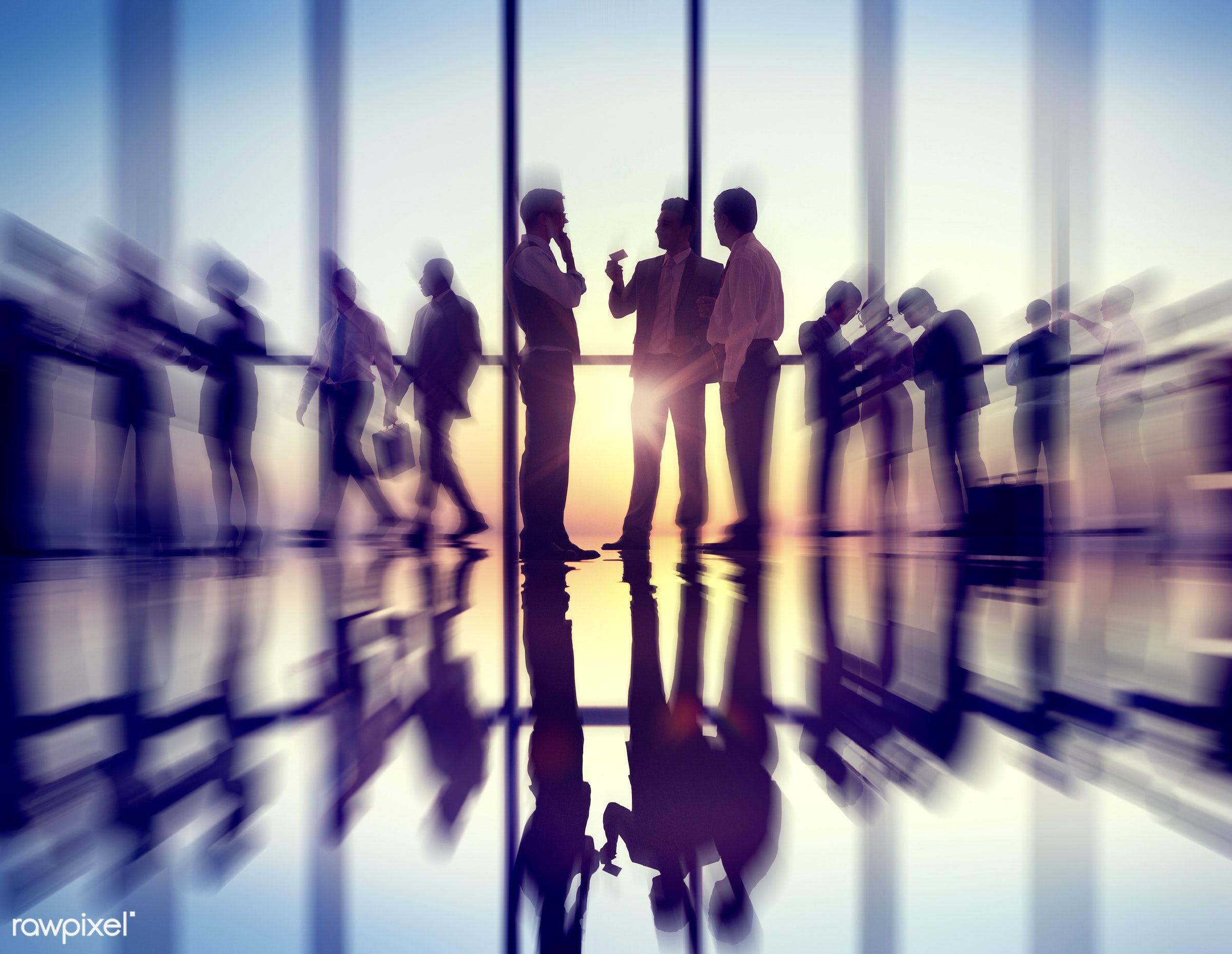 contemporary, back lit, building, business, business people, businessman, businesswoman, communication, community, commuter...
