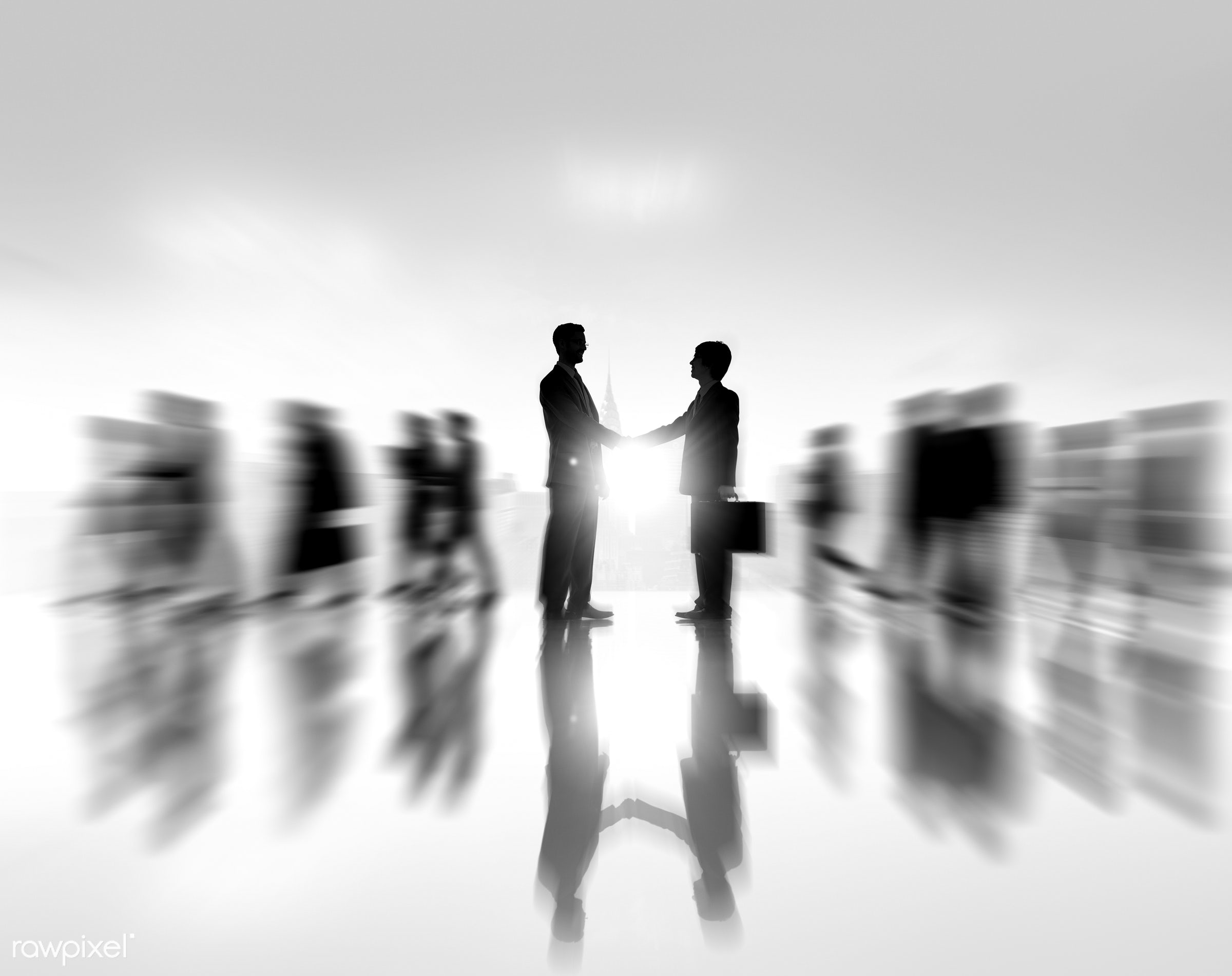 achievement, advice, agreement, blurred motion, business, business partner, business people, businessman, busy, cityscape,...