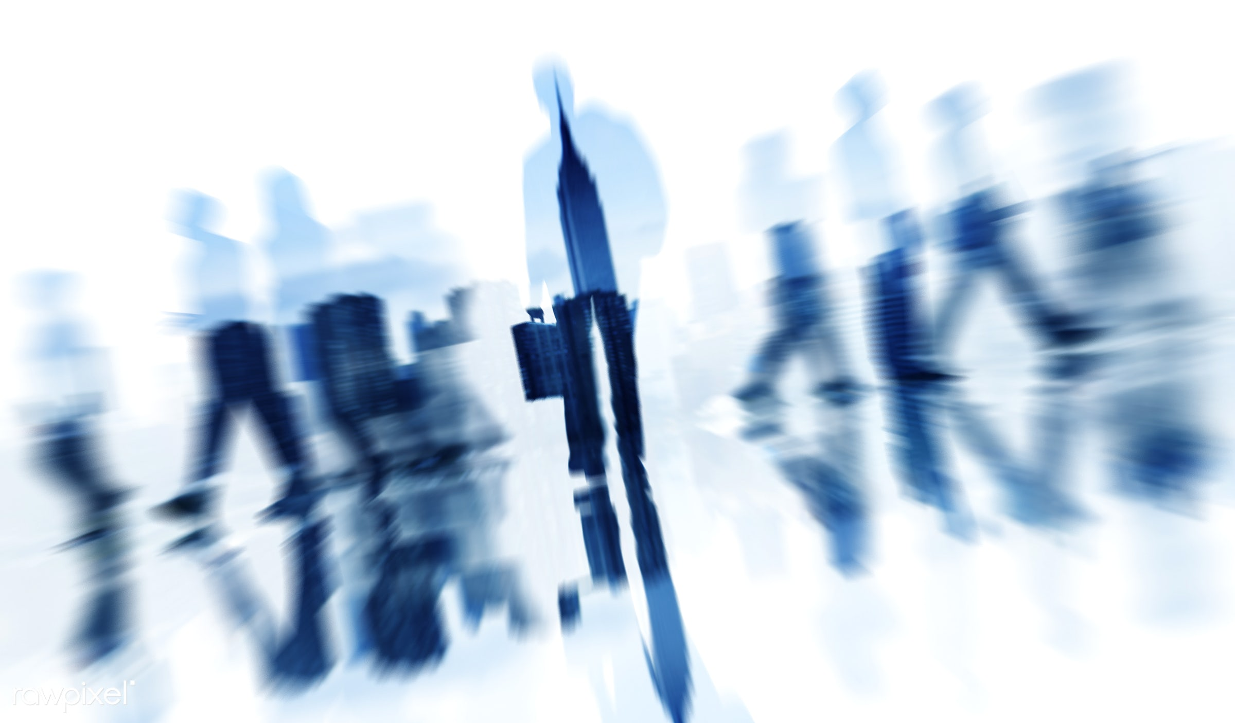 abstract, aspirations, blurred, buildings, business, businessmen, businesswomen, busy, career, city, city scape, commuter,...